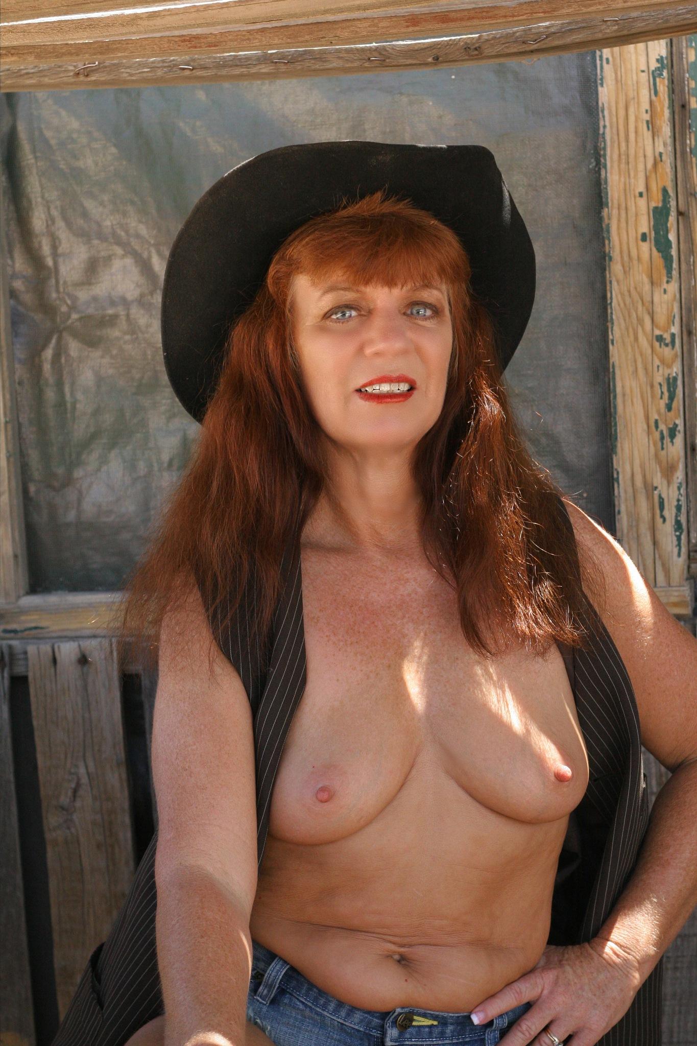 Cow Girl Patti by jimw
