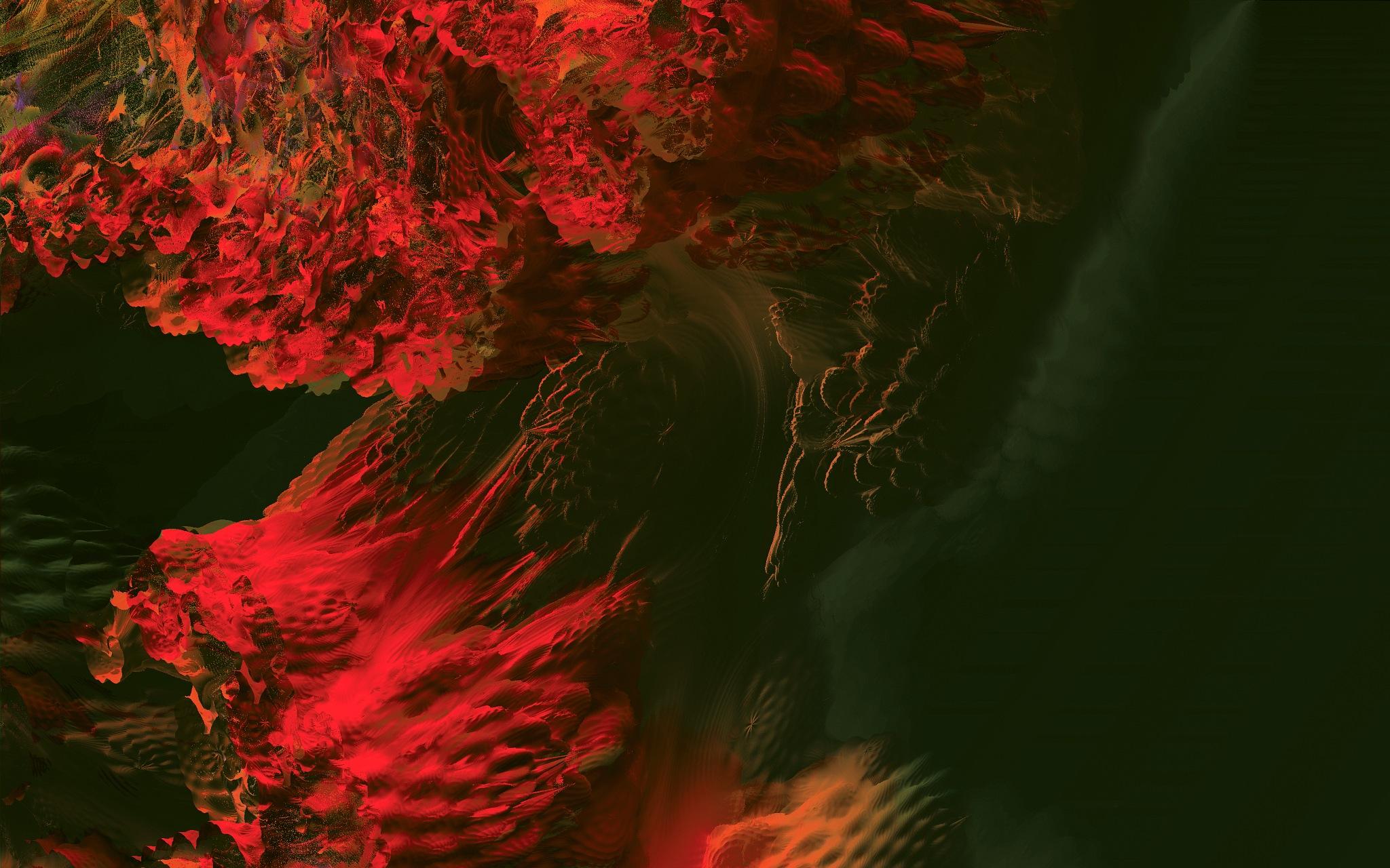 Firestorm by John Hill