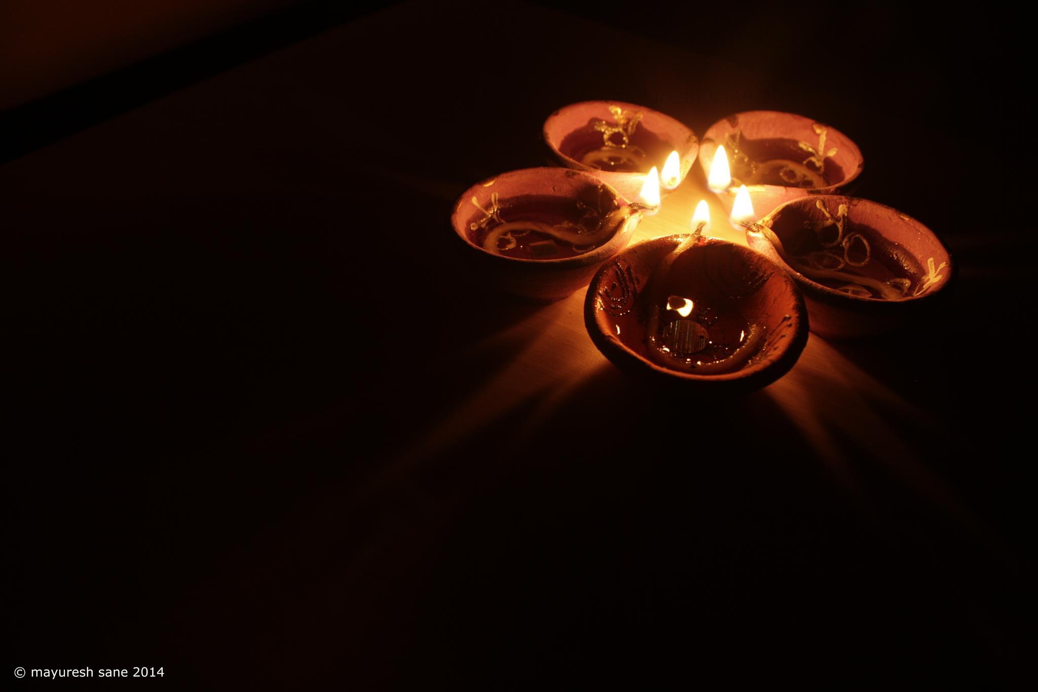 light arrangment by mayur.sane