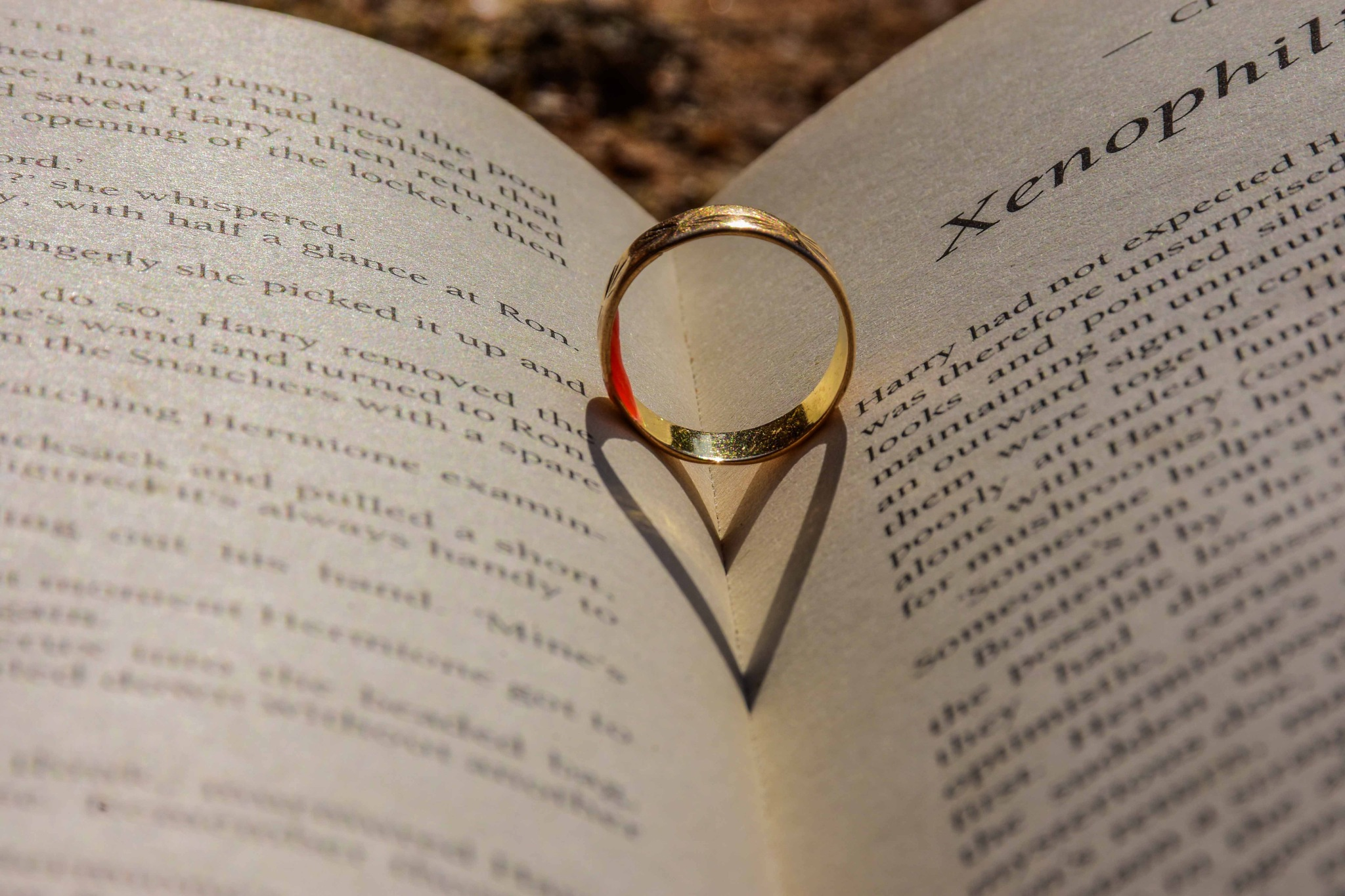 Love in the Book by ayyashahamed1