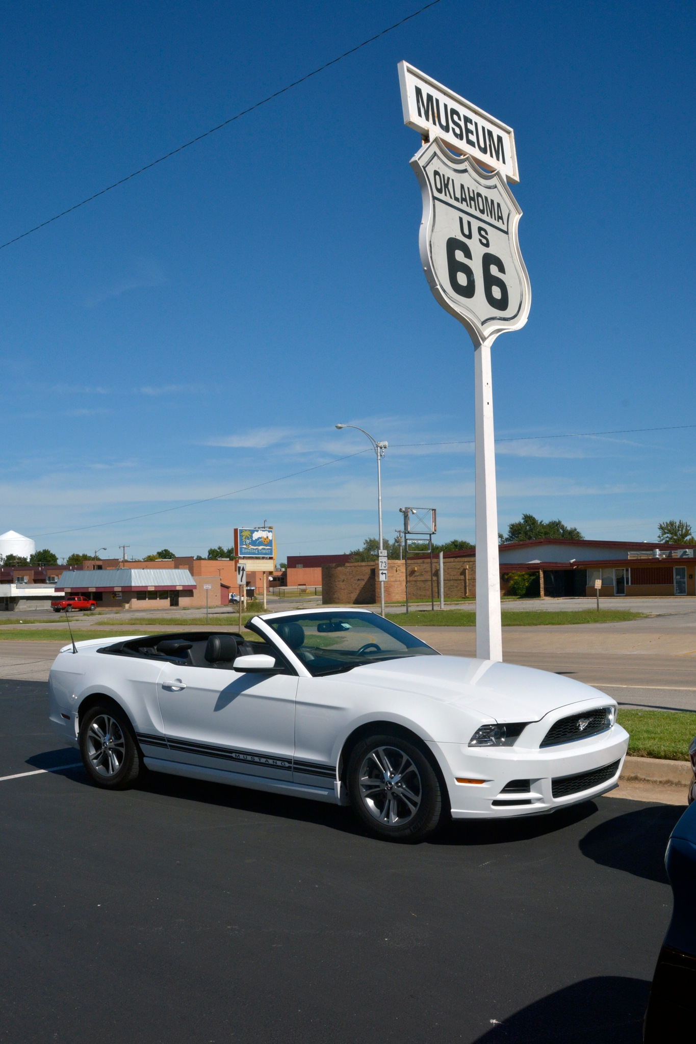 Route 66 Museum by dhphoto