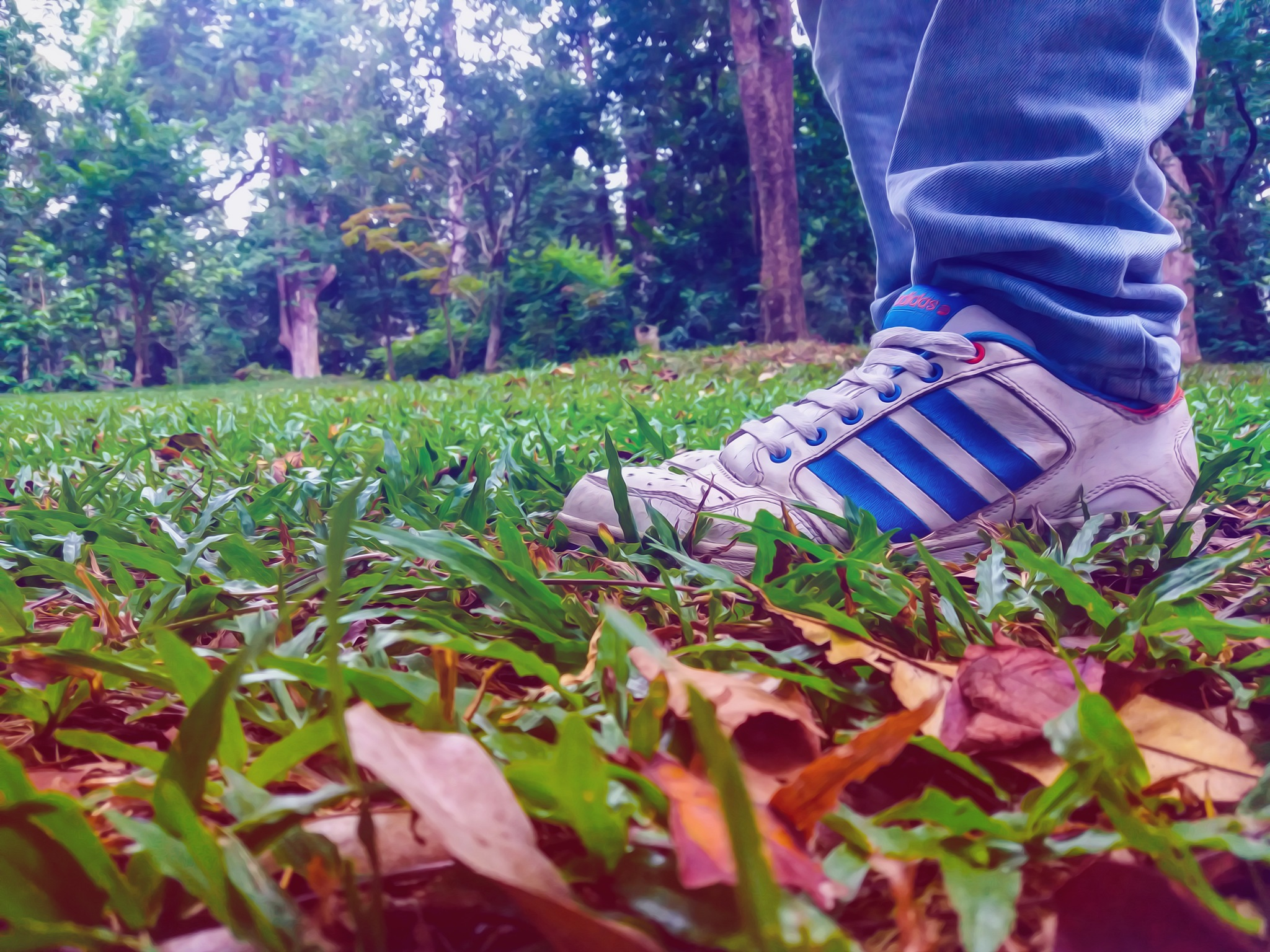 Shoe  by Ajay Priyadharshan
