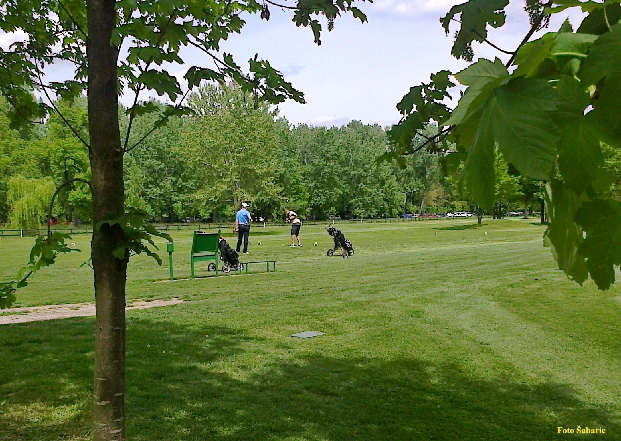 Golf courses by Dragan Šabarić
