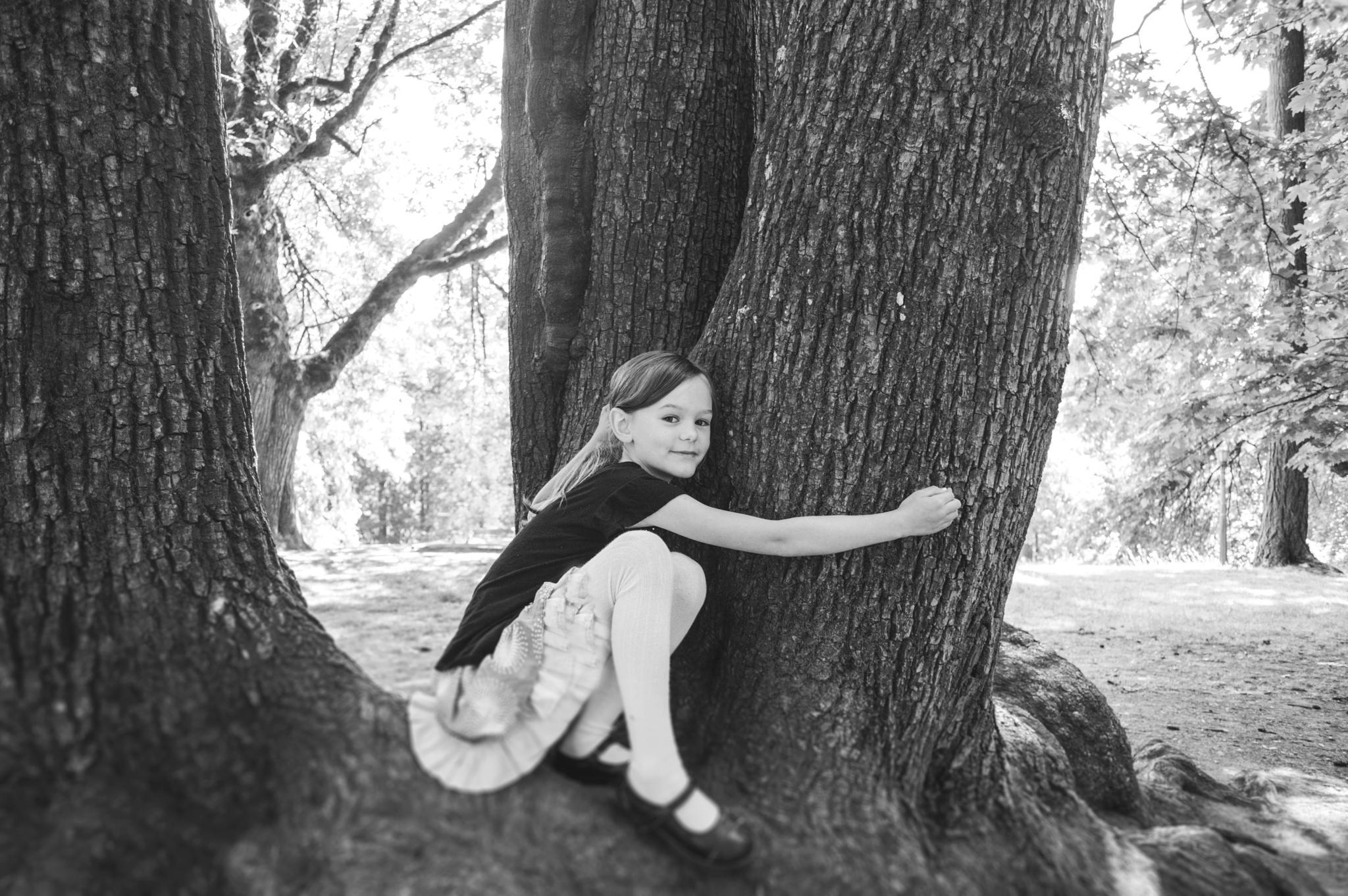 ..her favorite tree by Keliflower