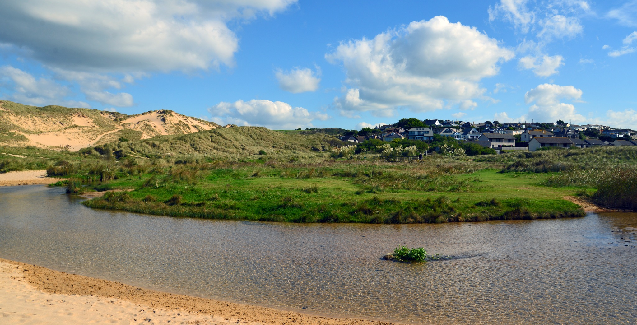 Holywell Bay, 13. by jamez