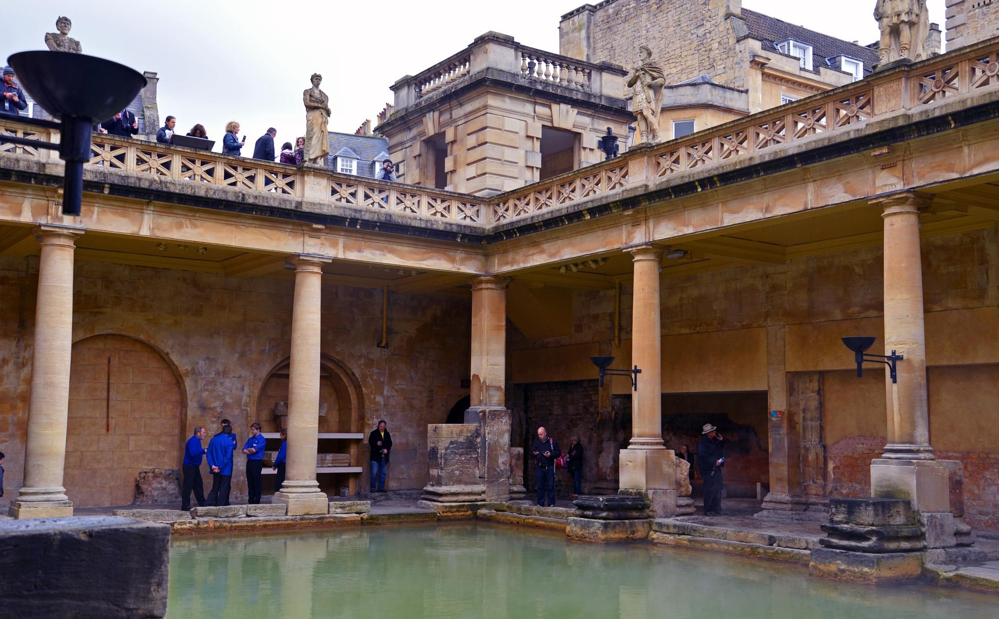 Bath's Roman History, 11. by jamez