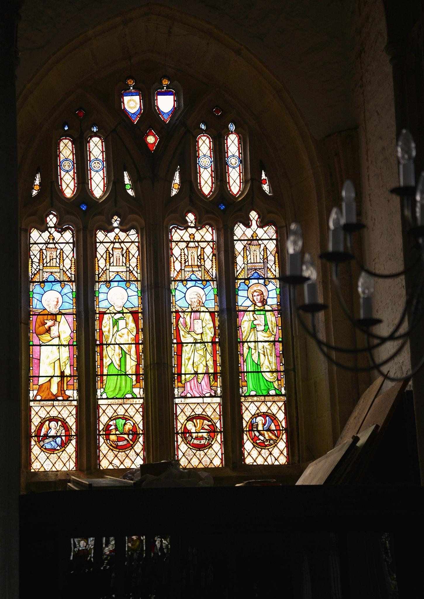 Probus Church, Cornwall, No 9. by jamez