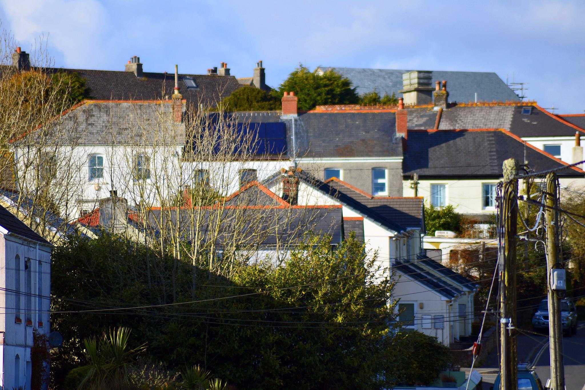 A warlk round the village, 5. by jamez