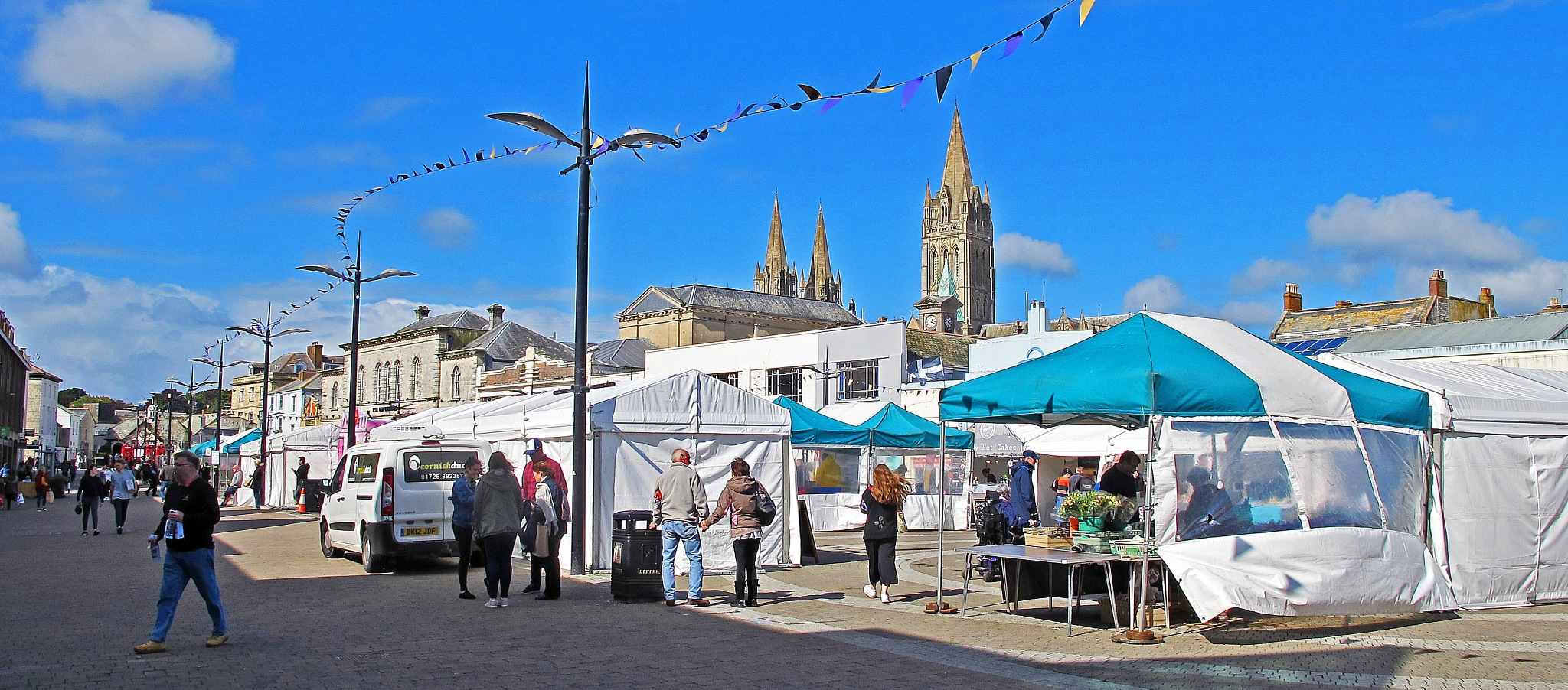 Truro and the Cathedral, 3. by jamez