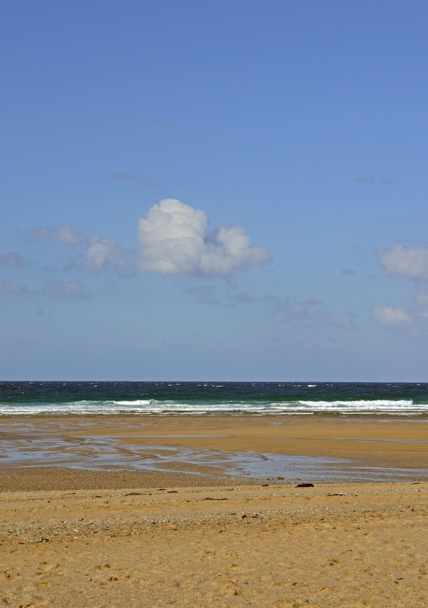 Holywell Bay, 6. by jamez