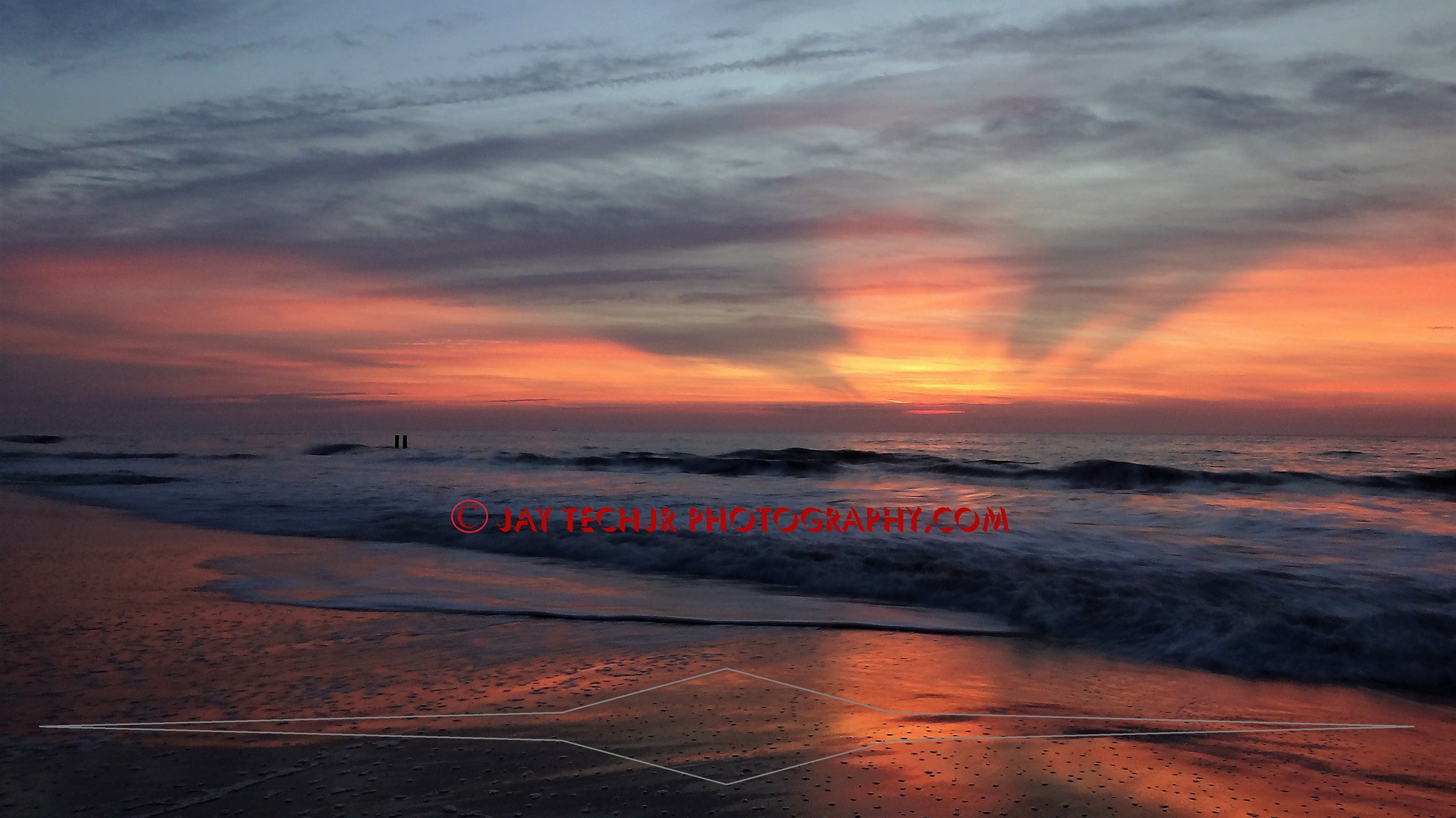 Wow Sunrise by Barreto Jr. Jaime