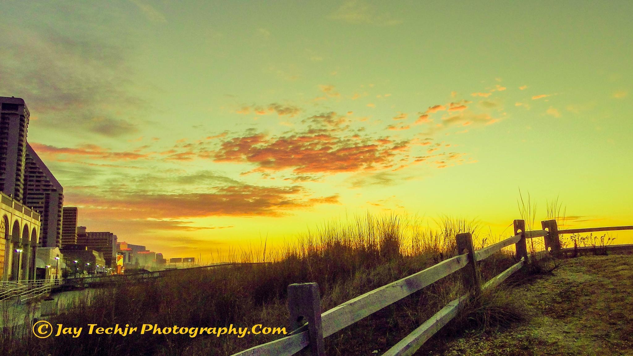 Dream Sunrise by Barreto Jr. Jaime
