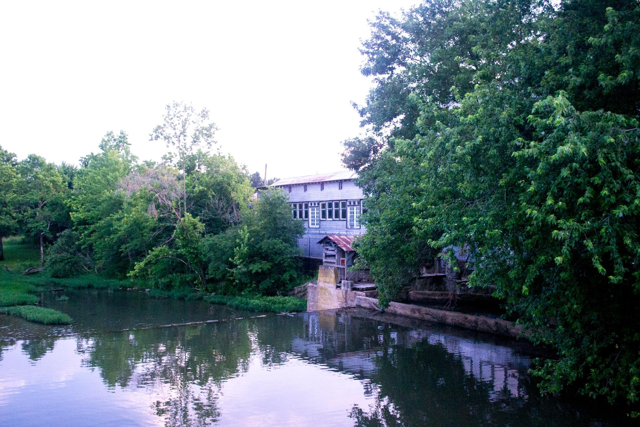 Ozark Mill III by Debbie Bridges