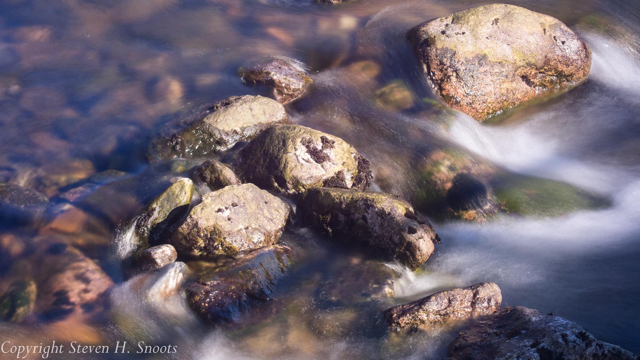 Free flow by Steven Harrison Snoots