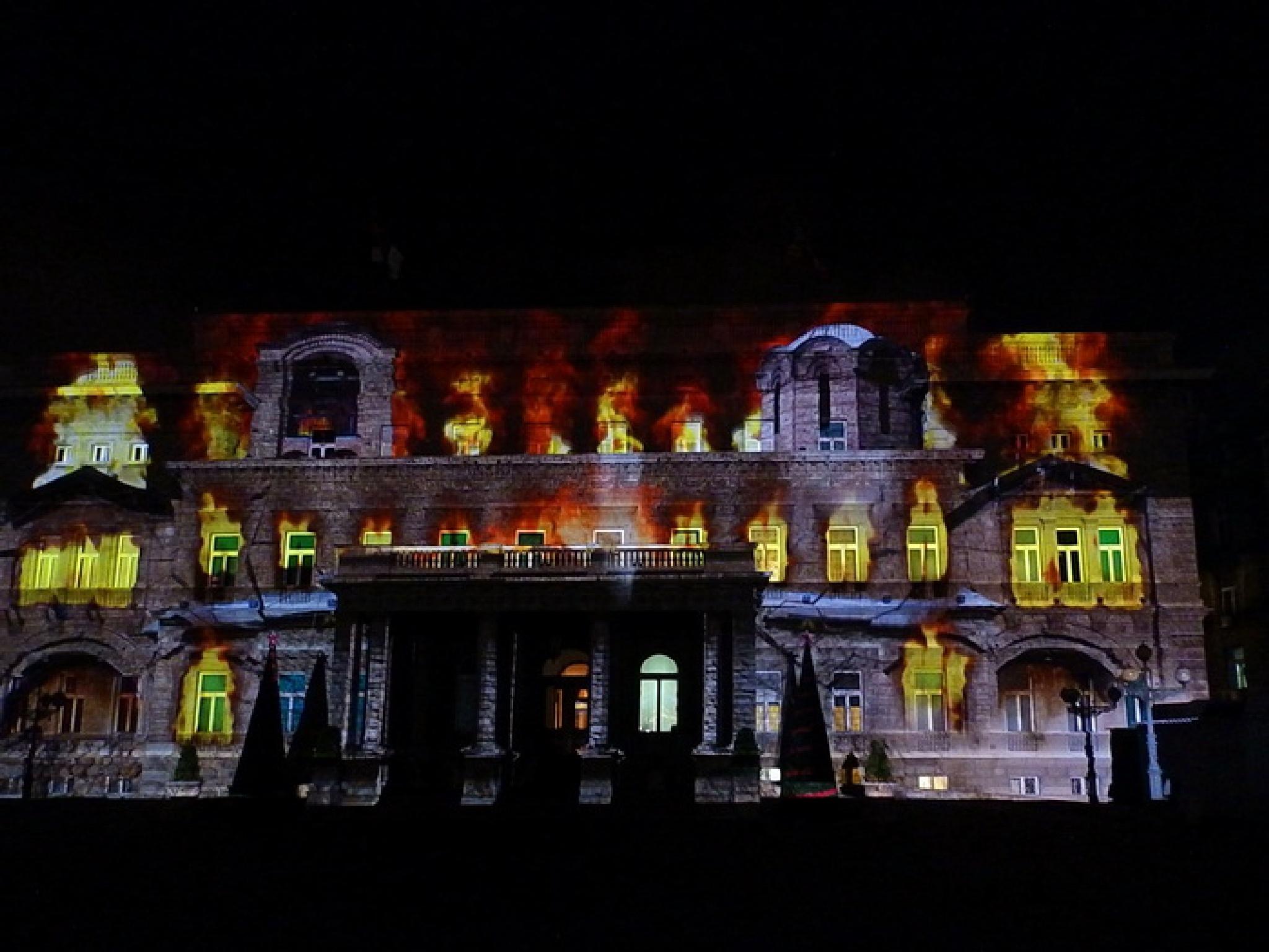 old palace i n Belgrade 3 by Vladimir Curcin