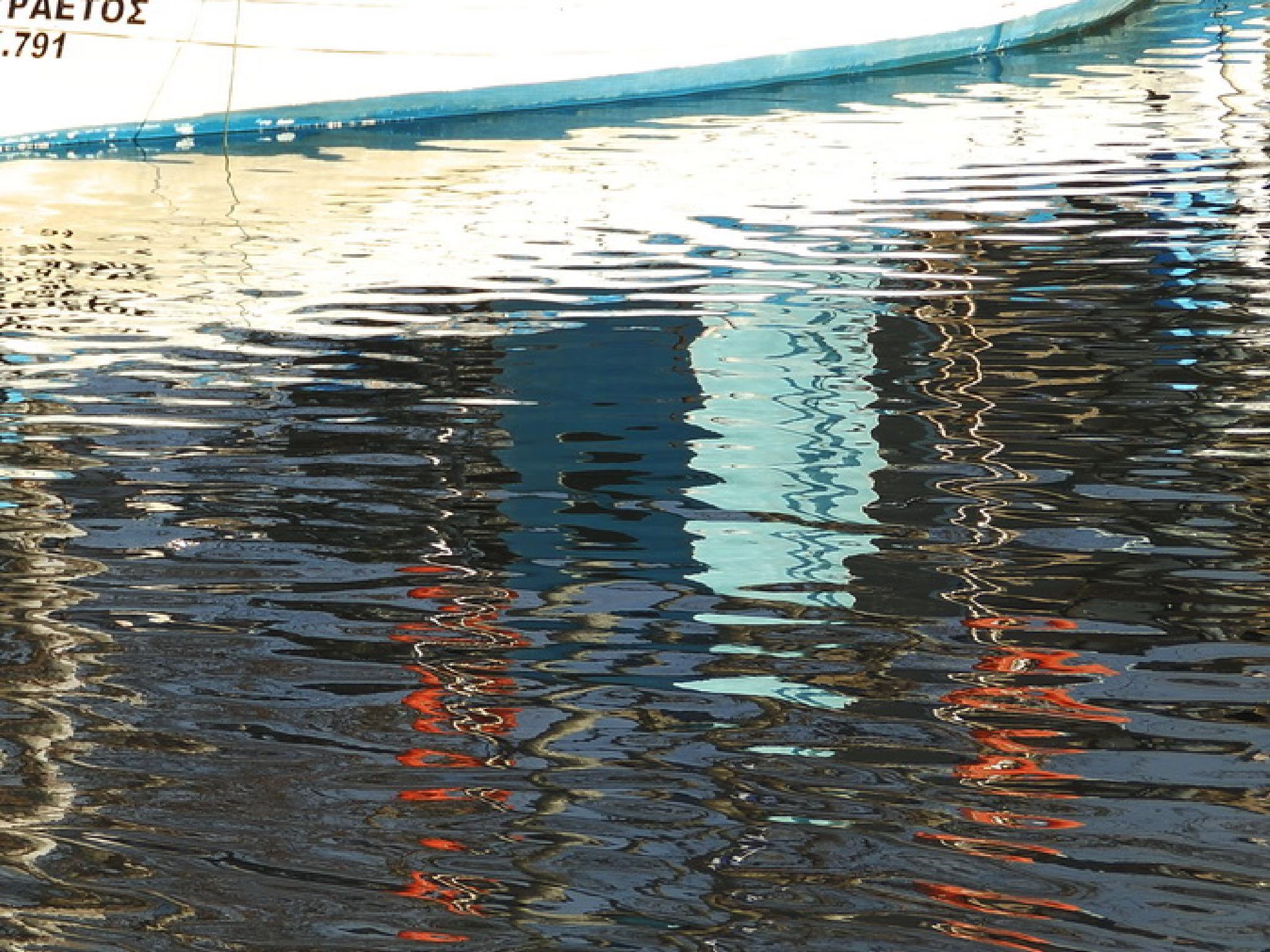 reflection by Vladimir Curcin