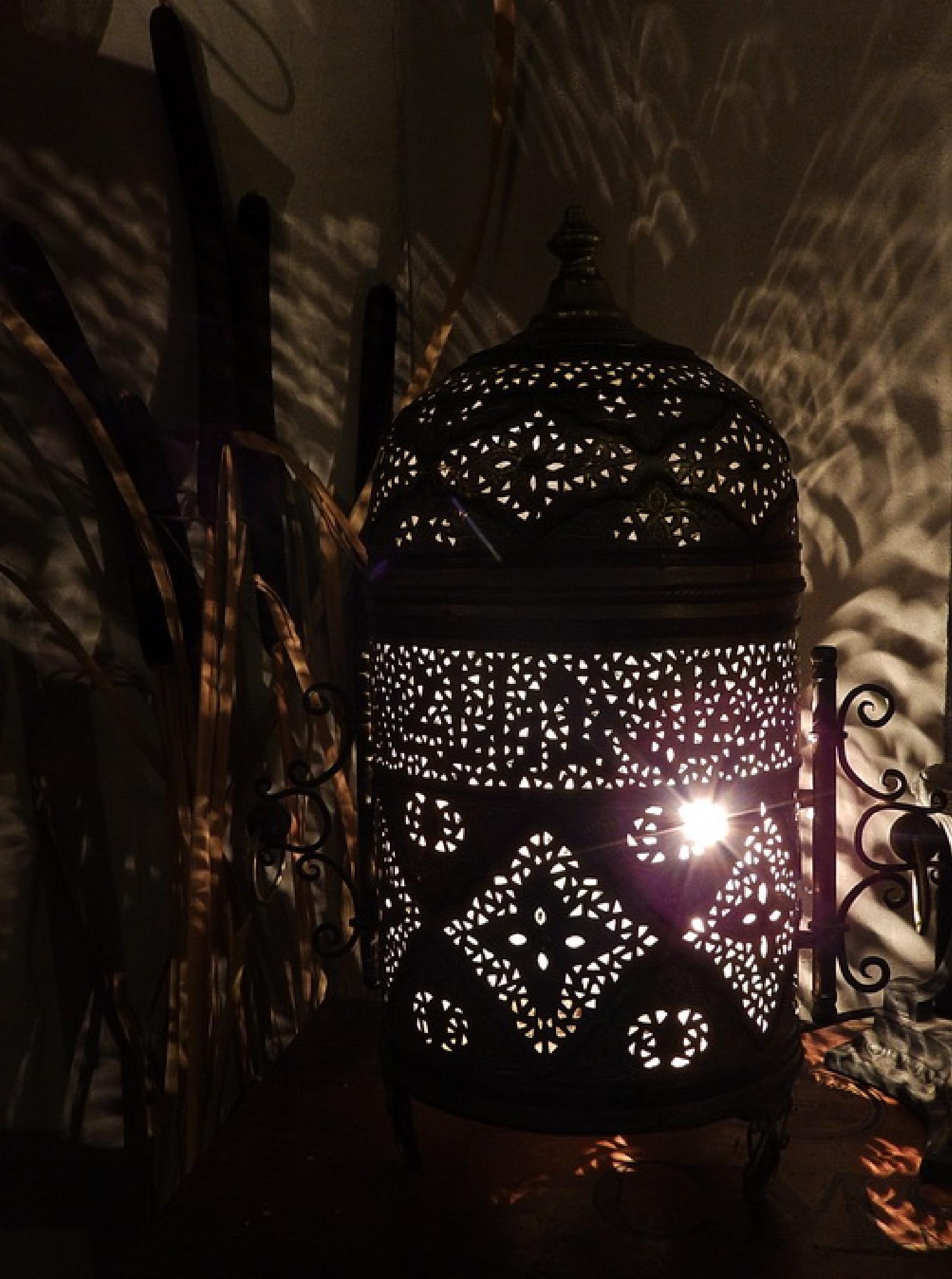 old lamp by Vladimir Curcin