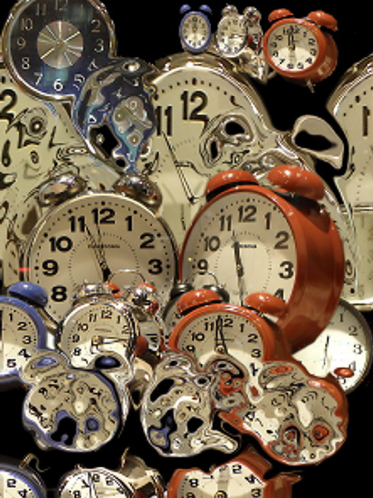 time by Vladimir Curcin