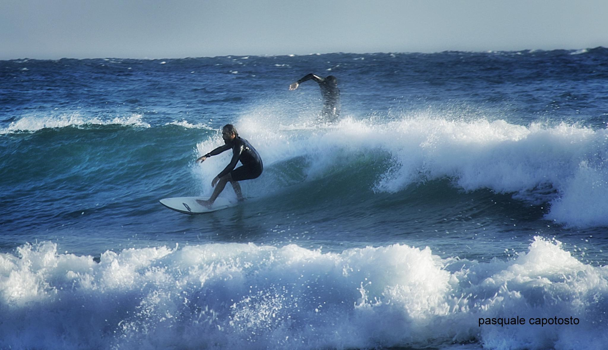 surf by Pasquale Capotosto