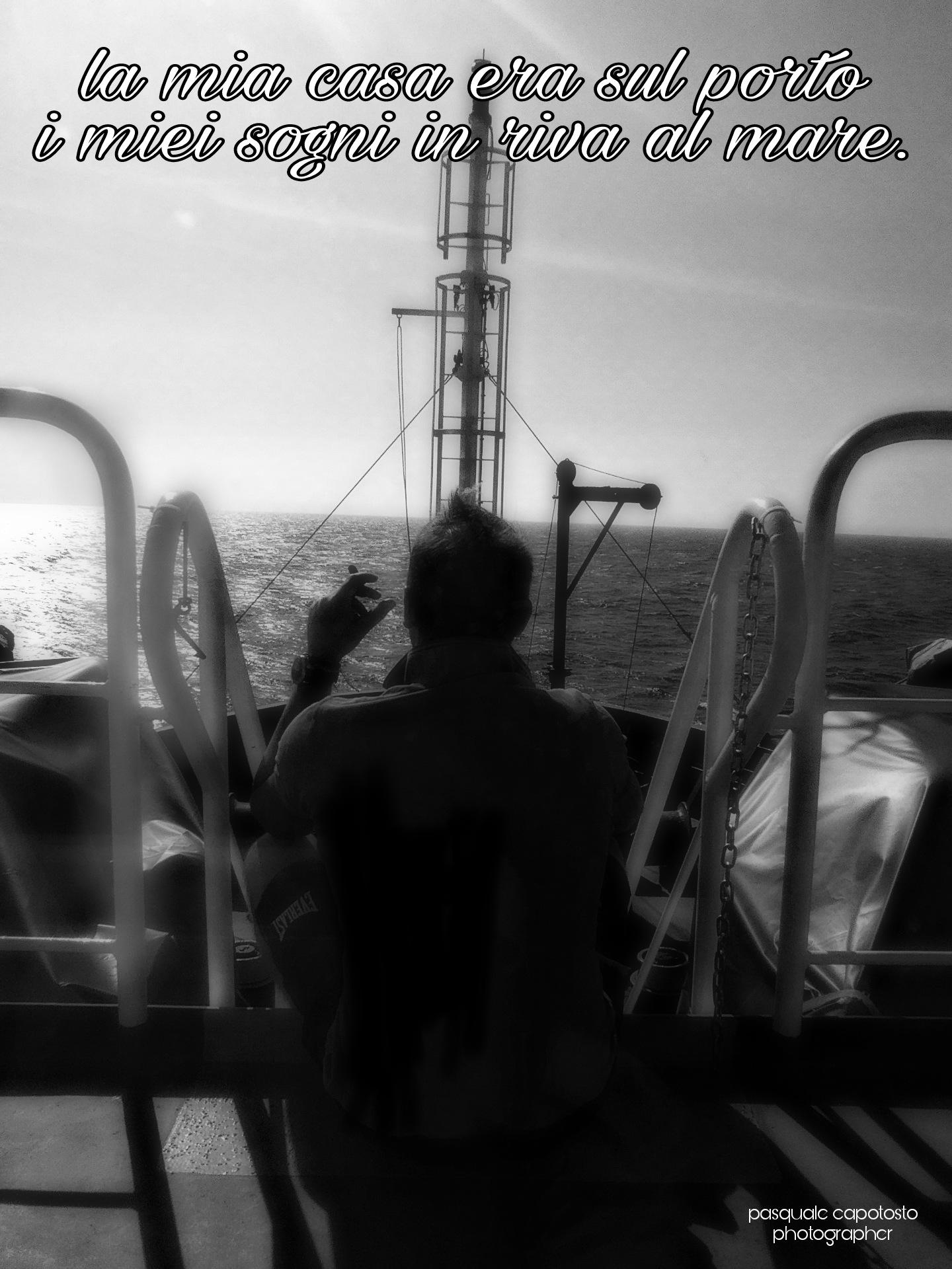 seaman by Pasquale Capotosto