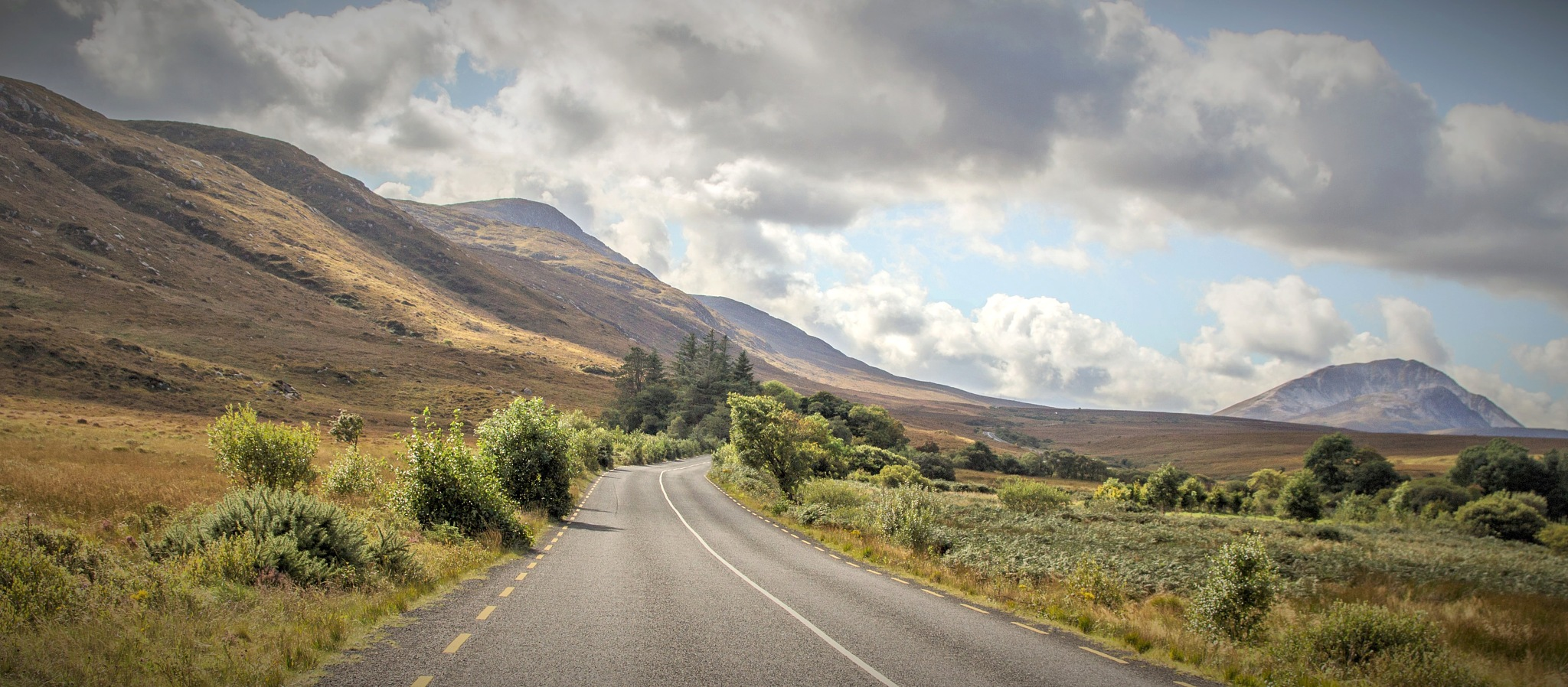 Into the wilds of Donegal. by Anne Doherty