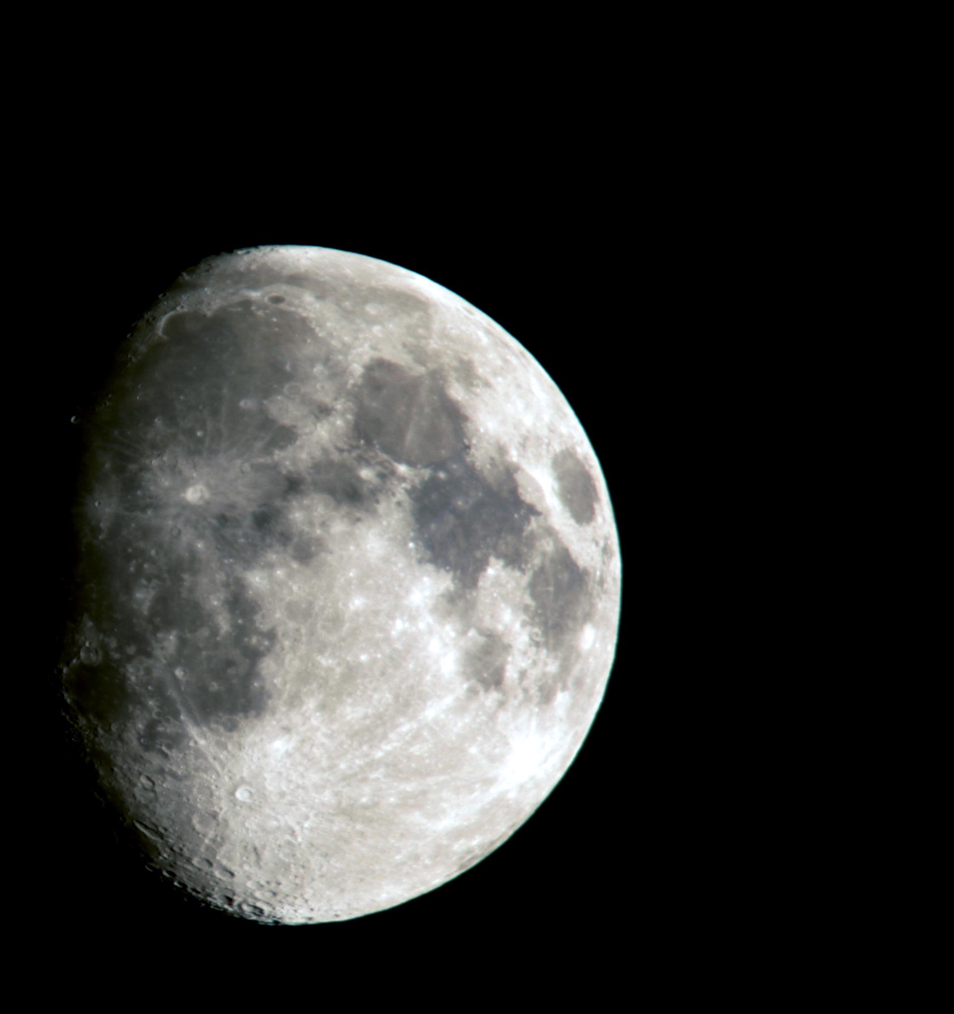 The Moon by Mark Lawton