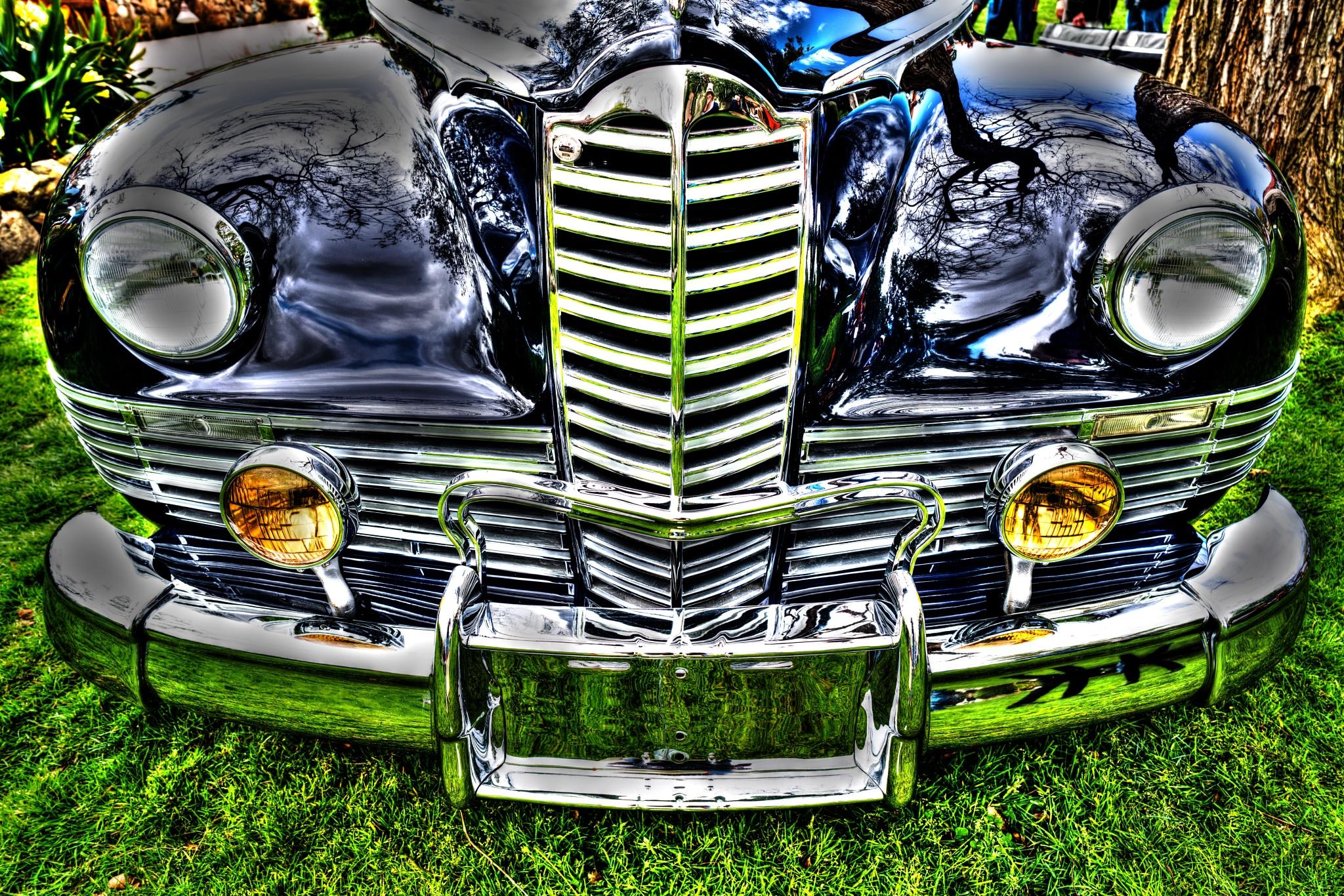 Classic Car by John Weigel