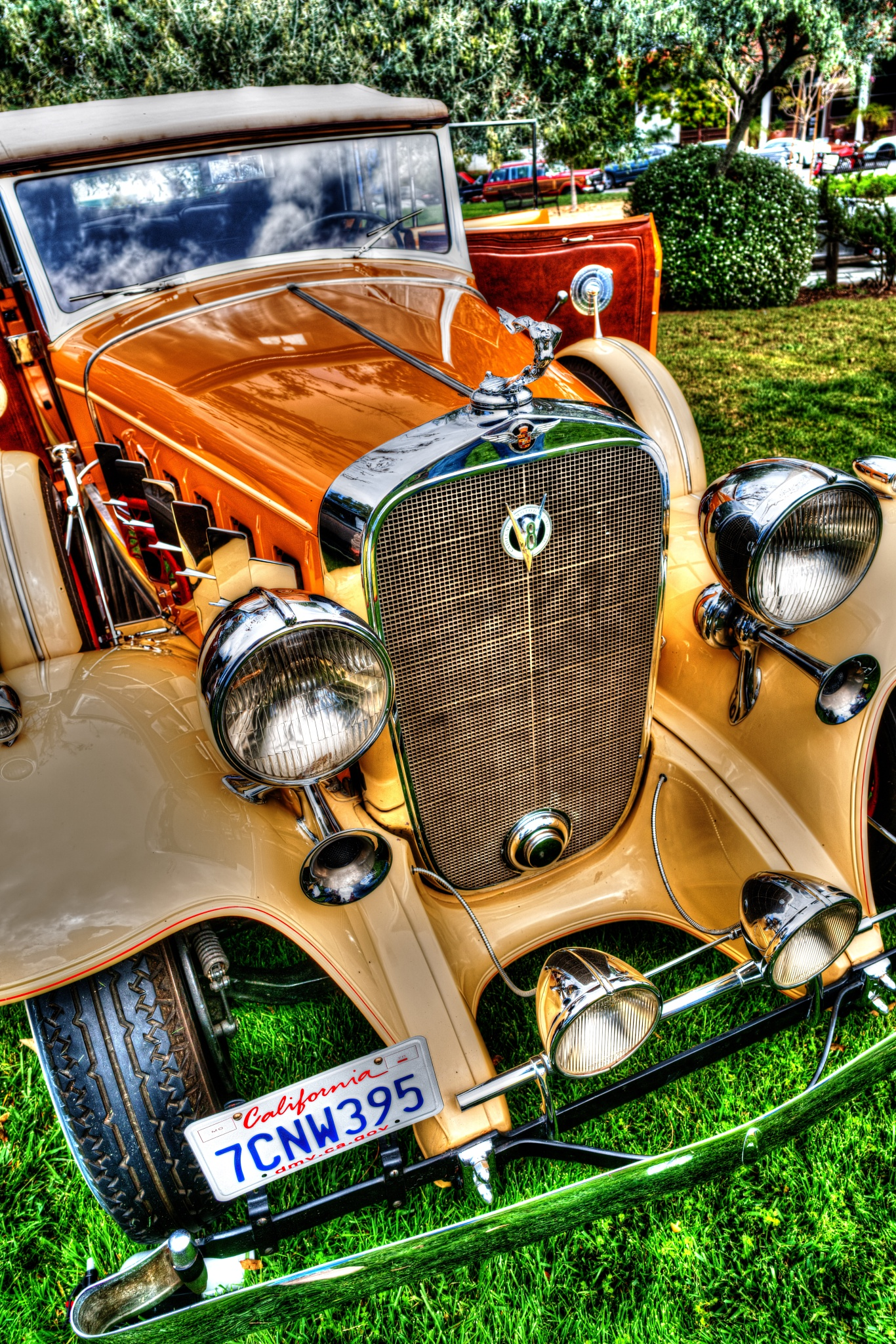 Classic Car by John Weigel