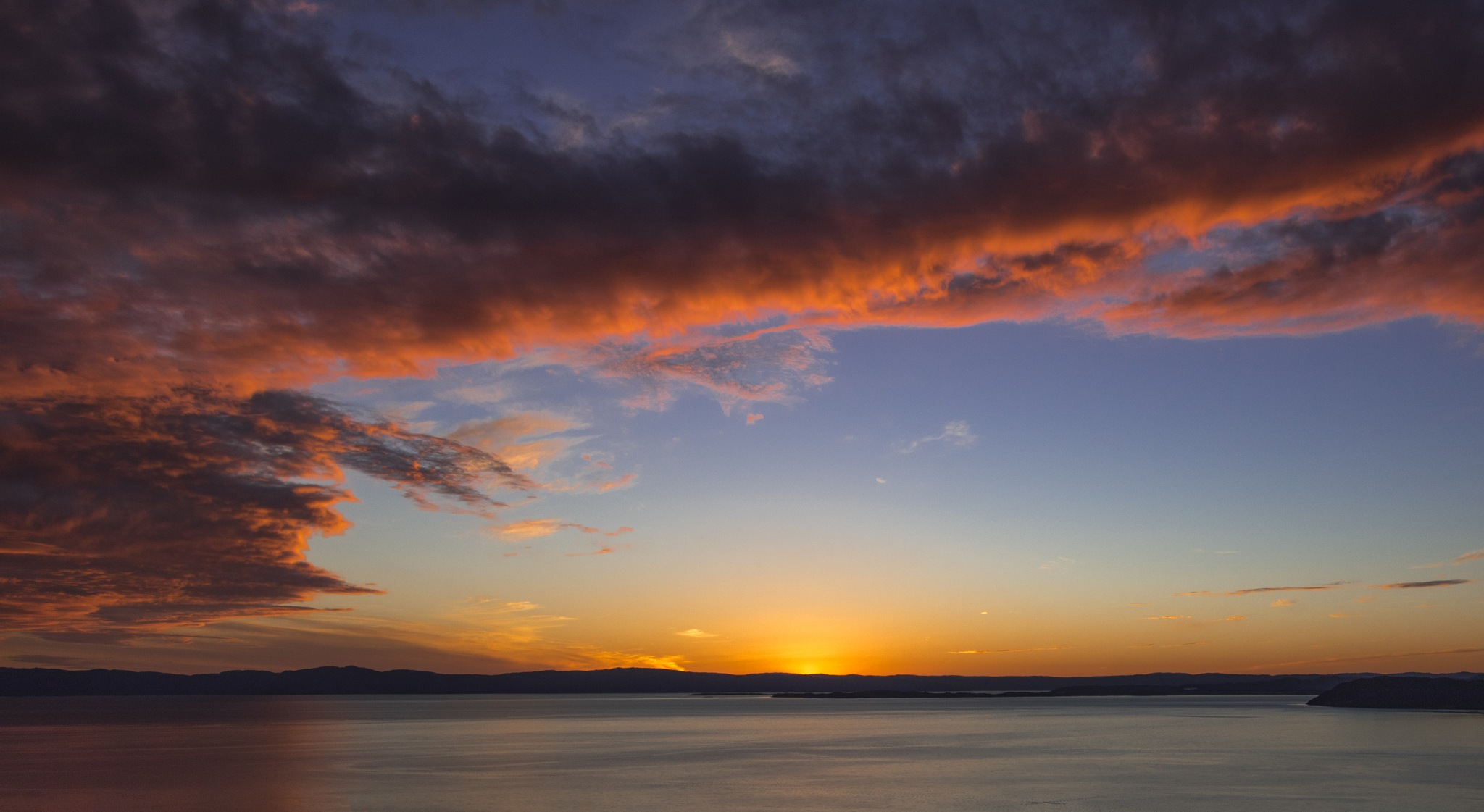Nice clouds by Roger Indgul