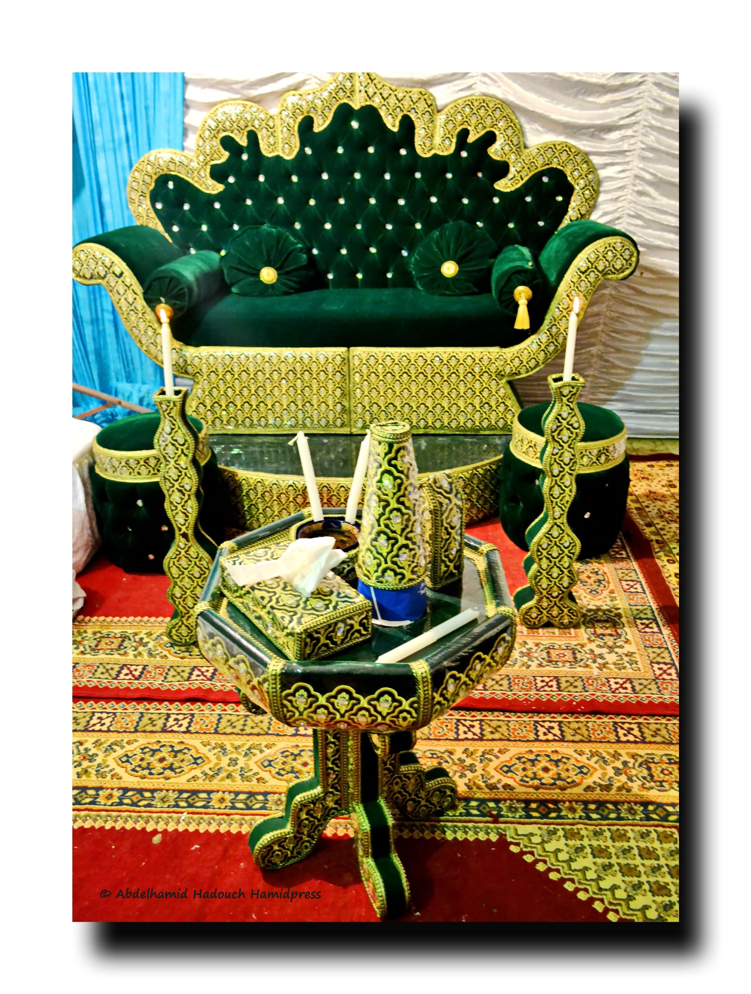 Pour le mariage  by Abdelhamid Hadouch