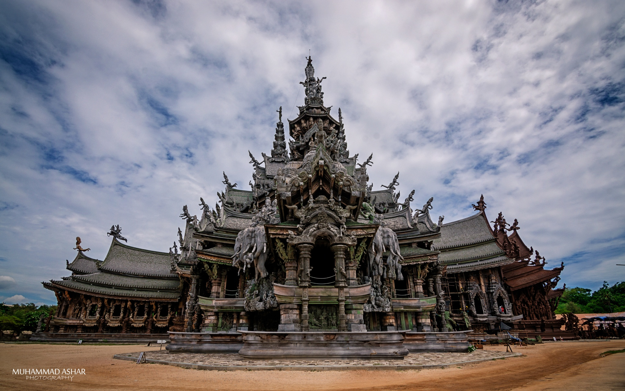 Sanctuary of Truth by Muhammad Ashar