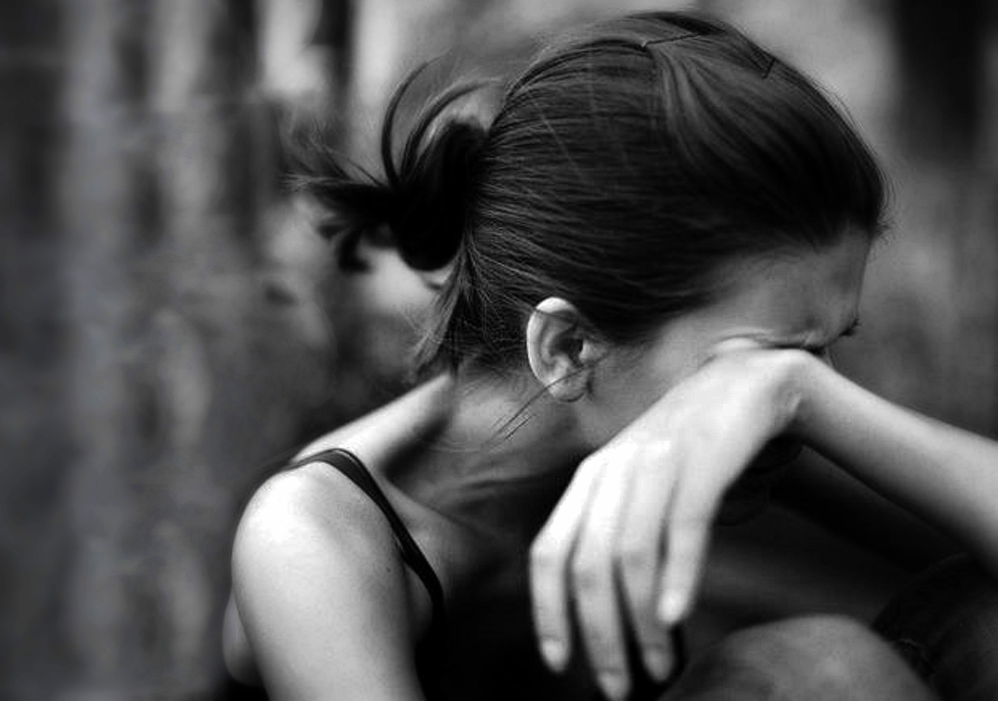 """""""Heaven knows we need never be ashamed of our tears..."""" by Paolo Calò photography"""