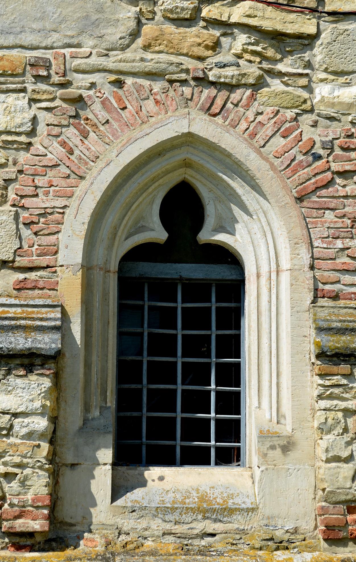 Window at Sturdza Castle by GeorgiAna Narcisa
