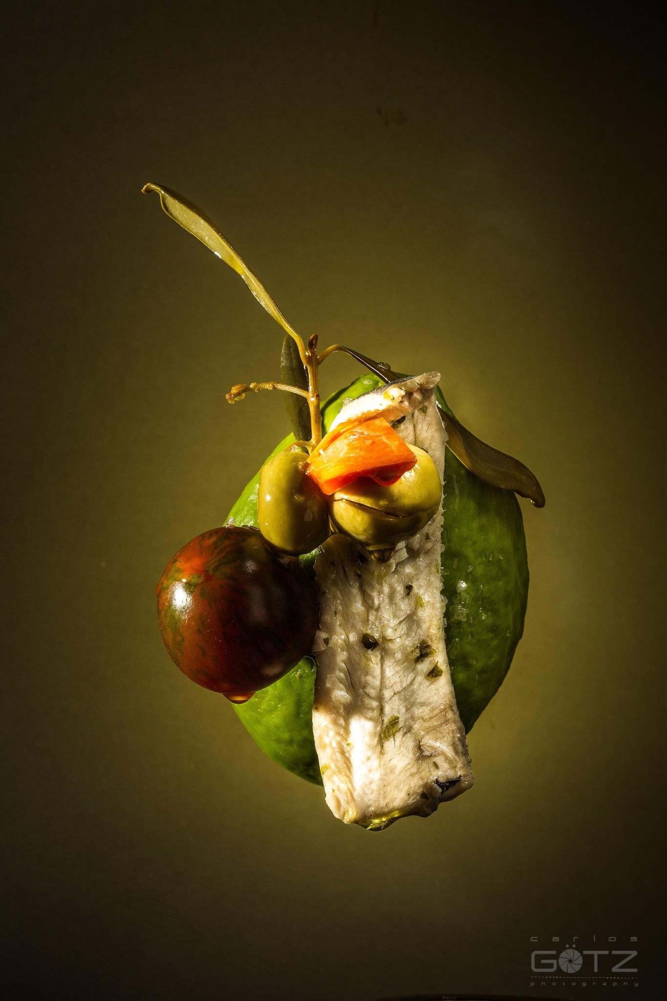 Ensalada vertical by CarlosGoetzPhotography