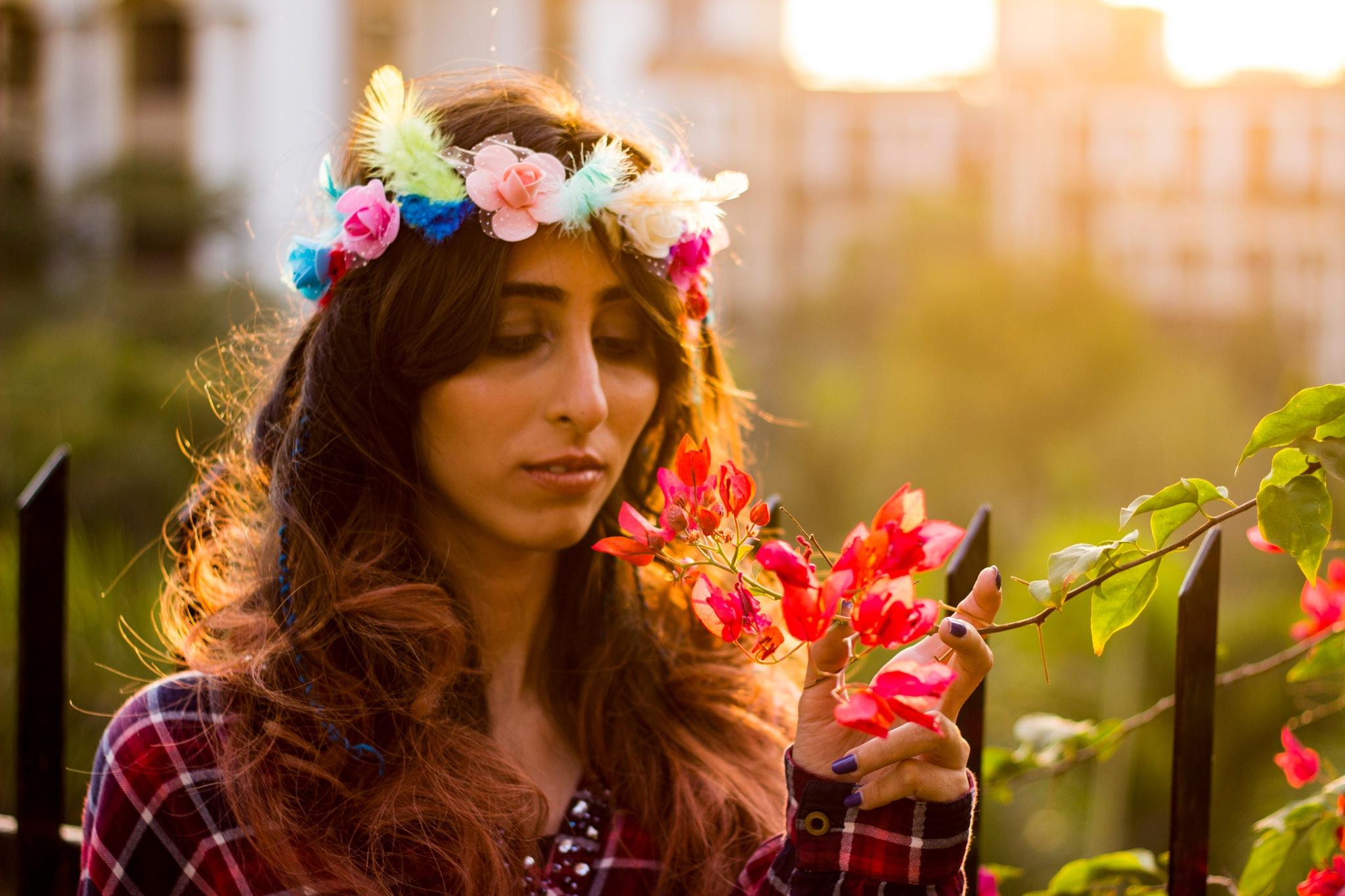 sun kissed gypsy  by Alan Prakash