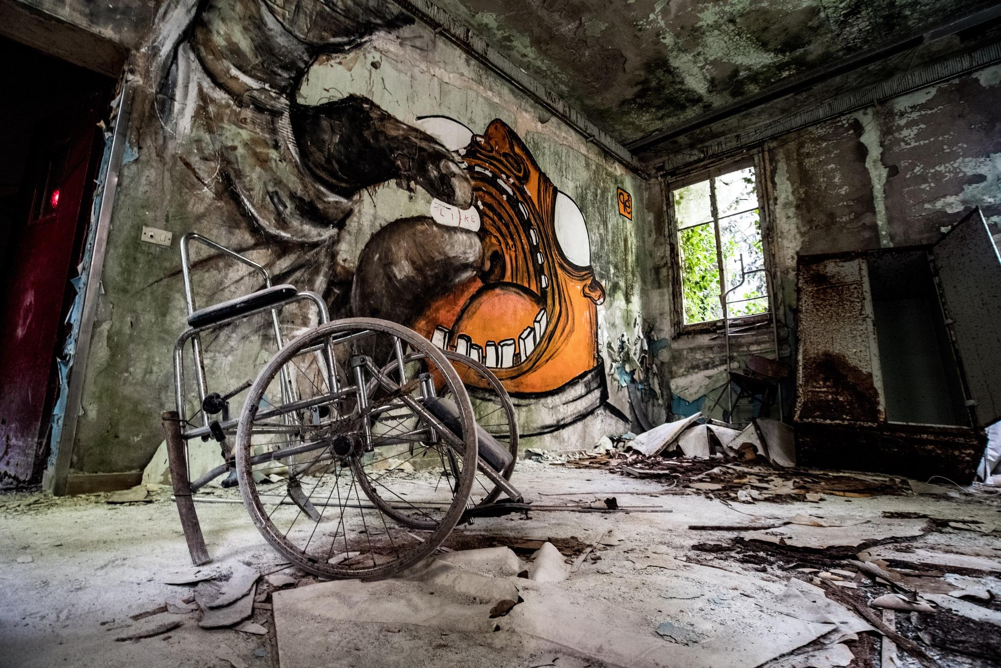 Ex madhouse  by Daniele Vecchi