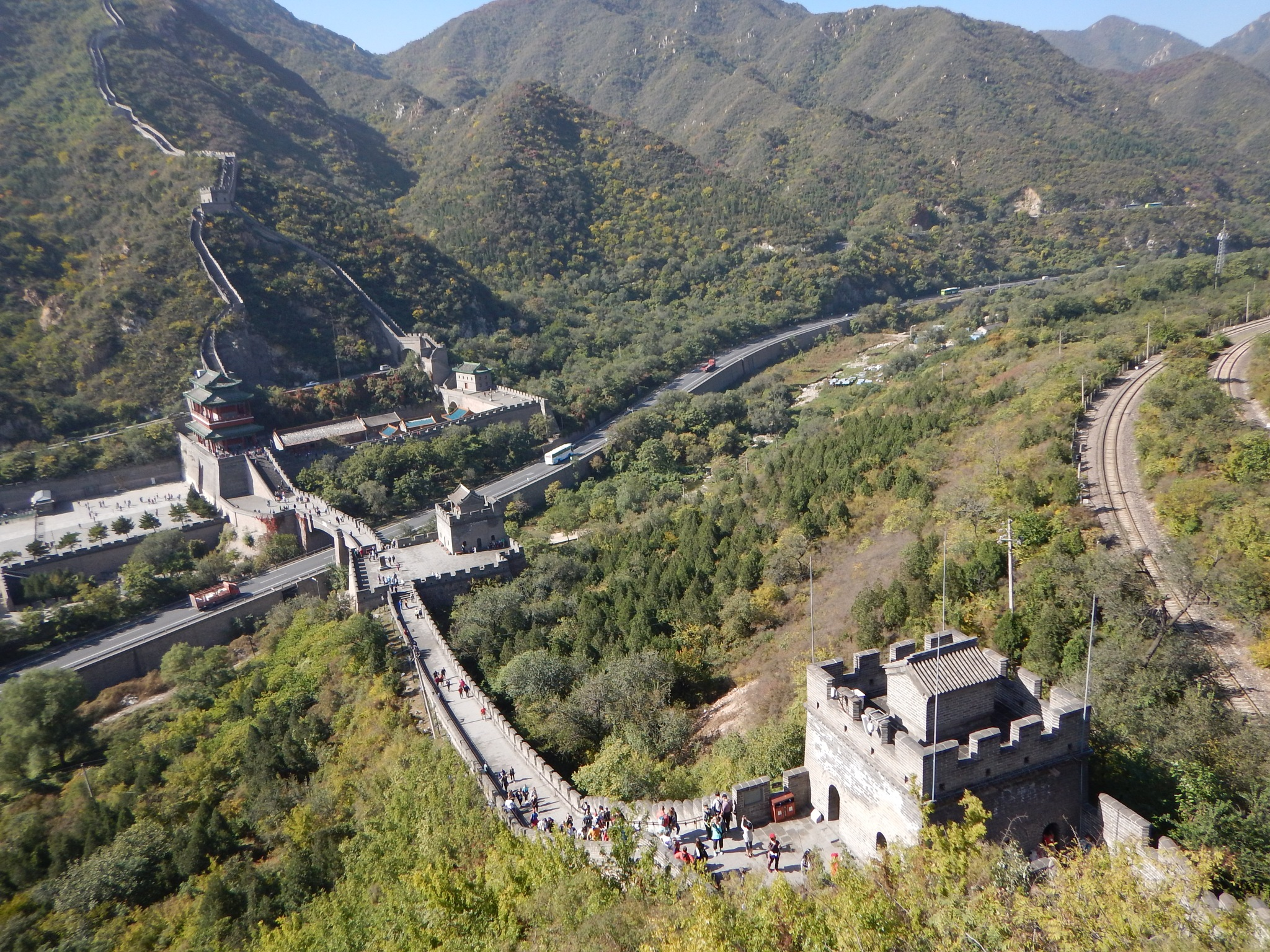 The Great Wall  by darmor60