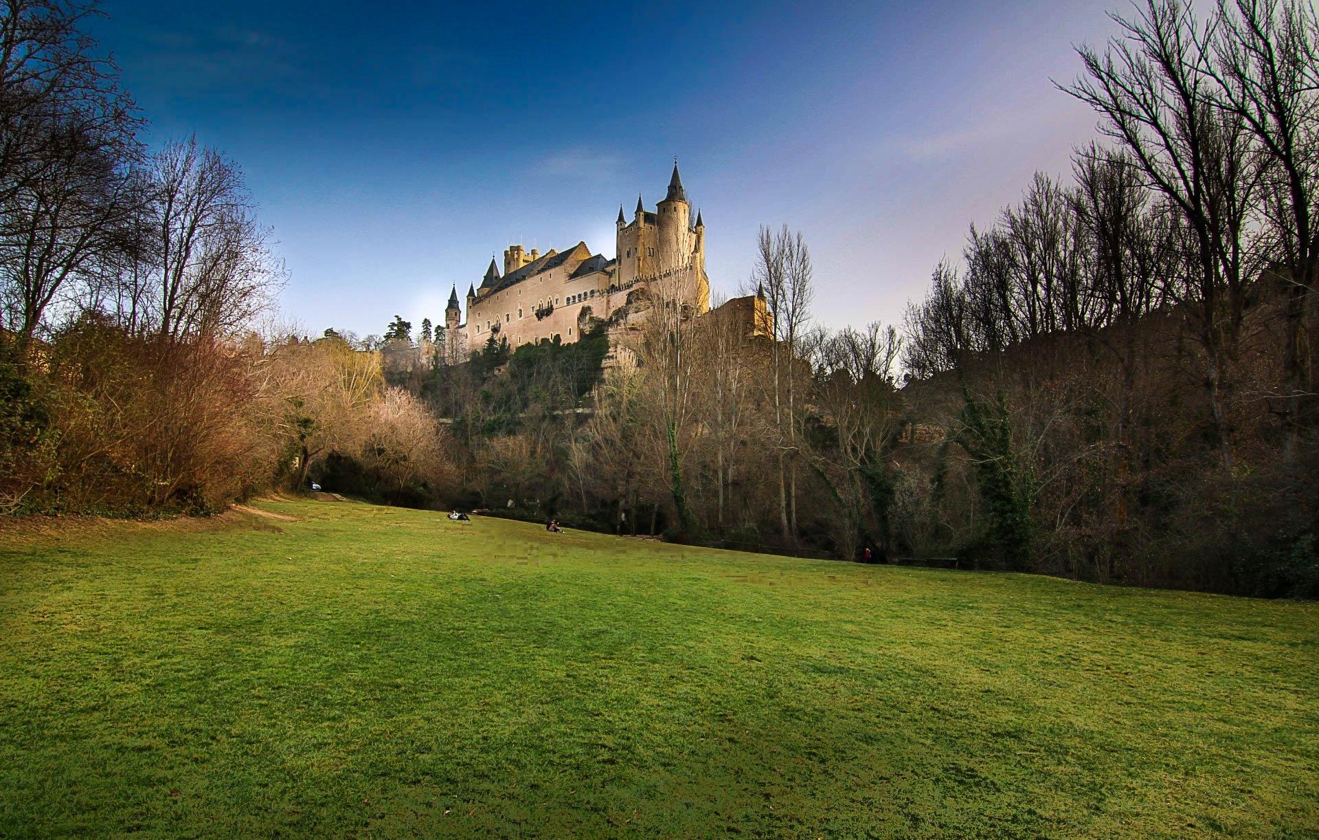 Alcázar de Segovia by ropopo4