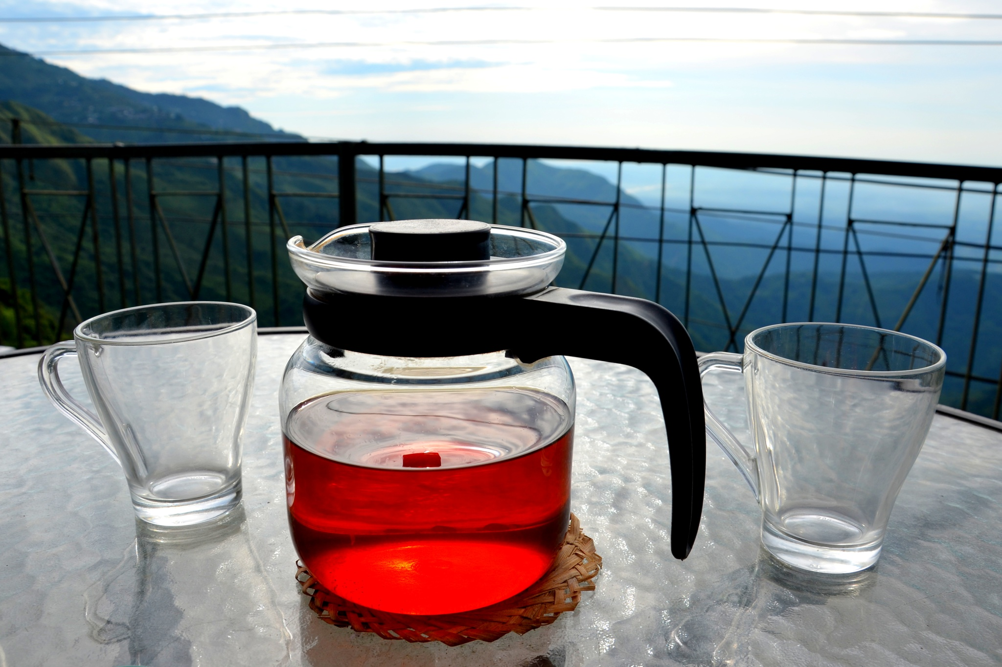 Morning Tea :)) by Anjana CH