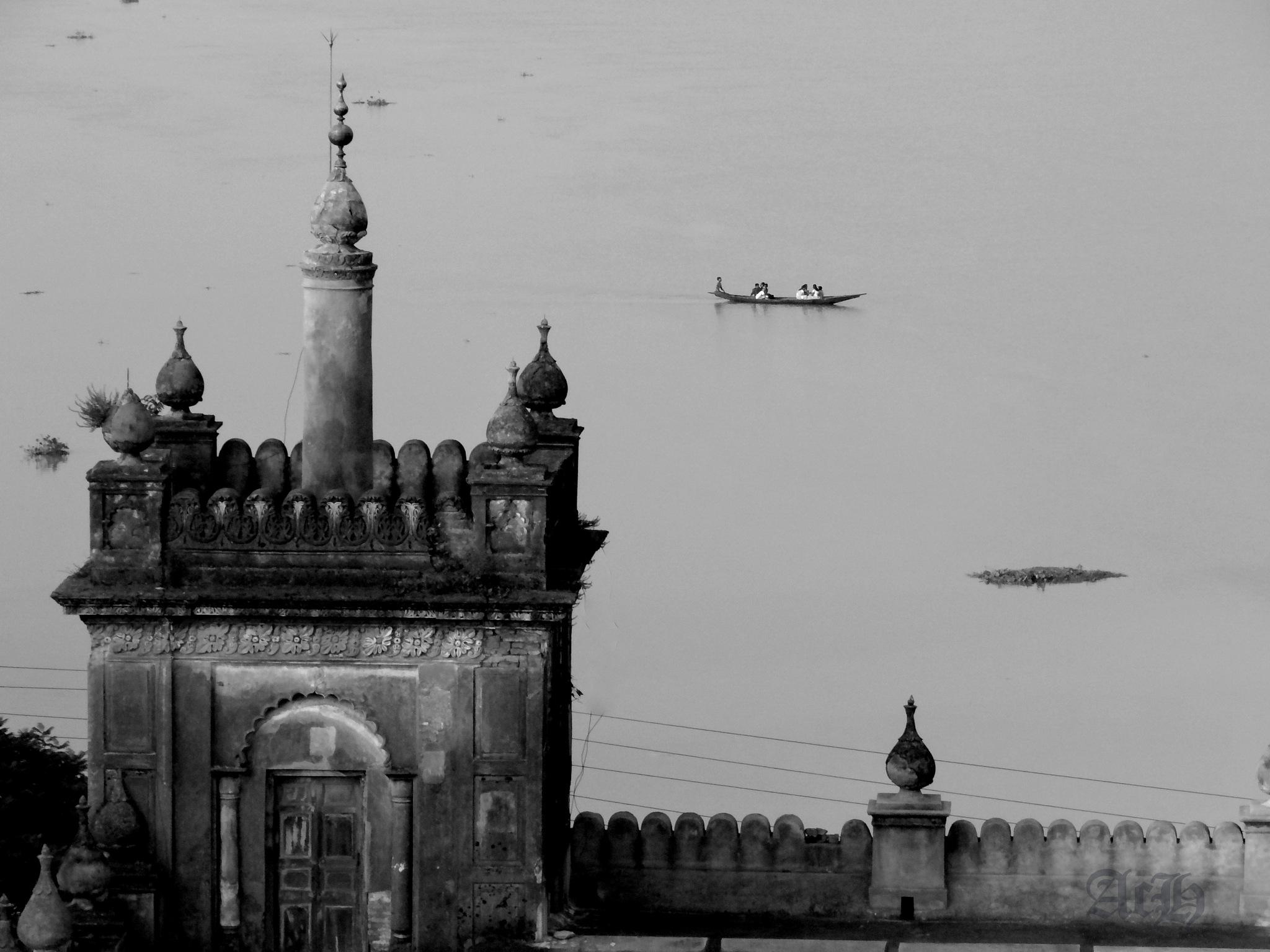 The Hooghly Imambara by Anjana CH