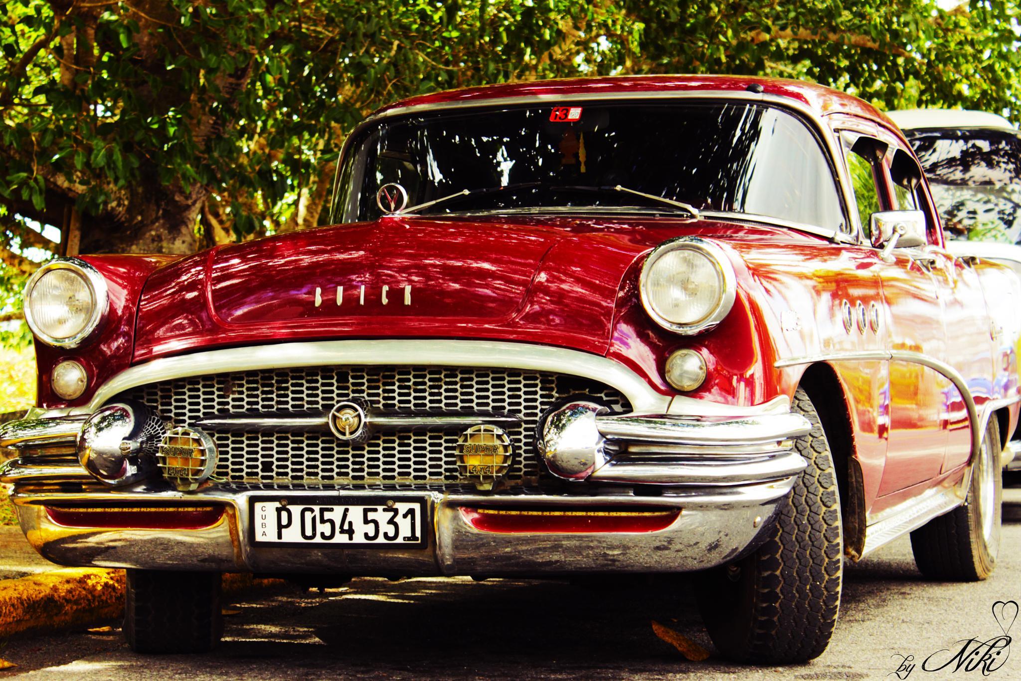 Buick by Nikola Bolcková