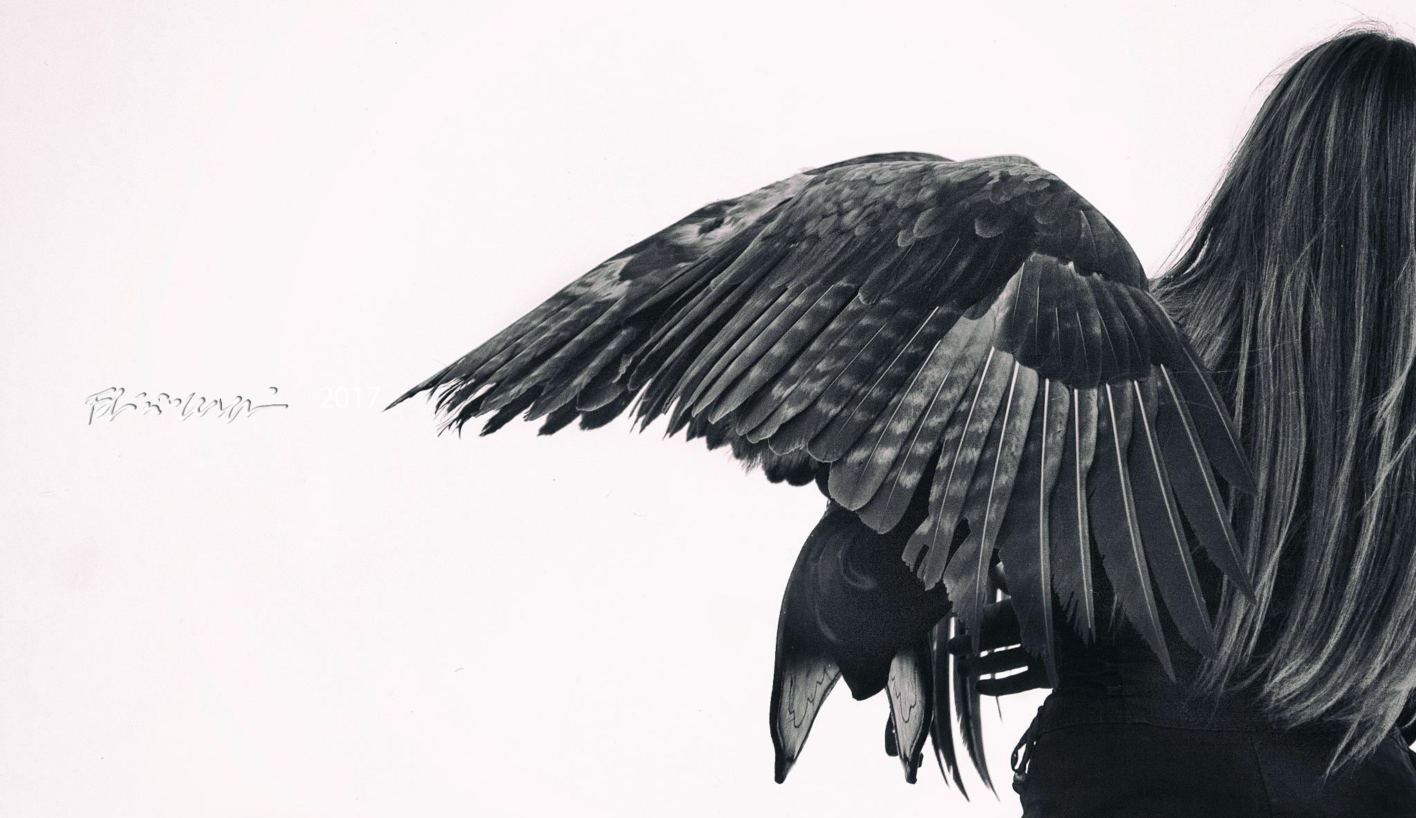 Angels by Fabrizio Cesari