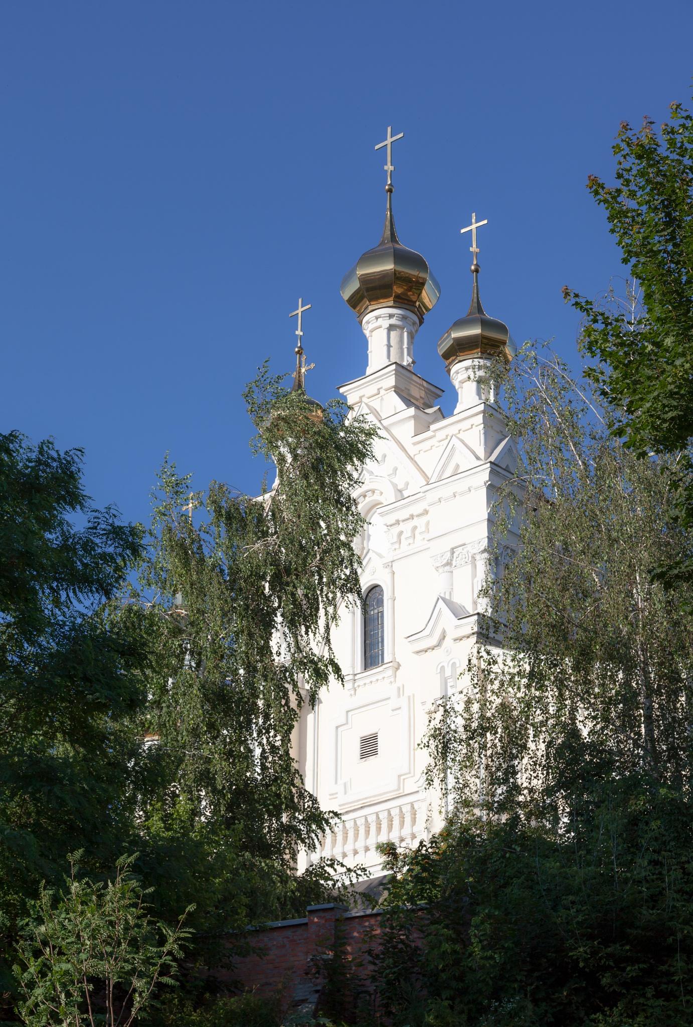 A Temple in Kharkov by Mikhail Minakov
