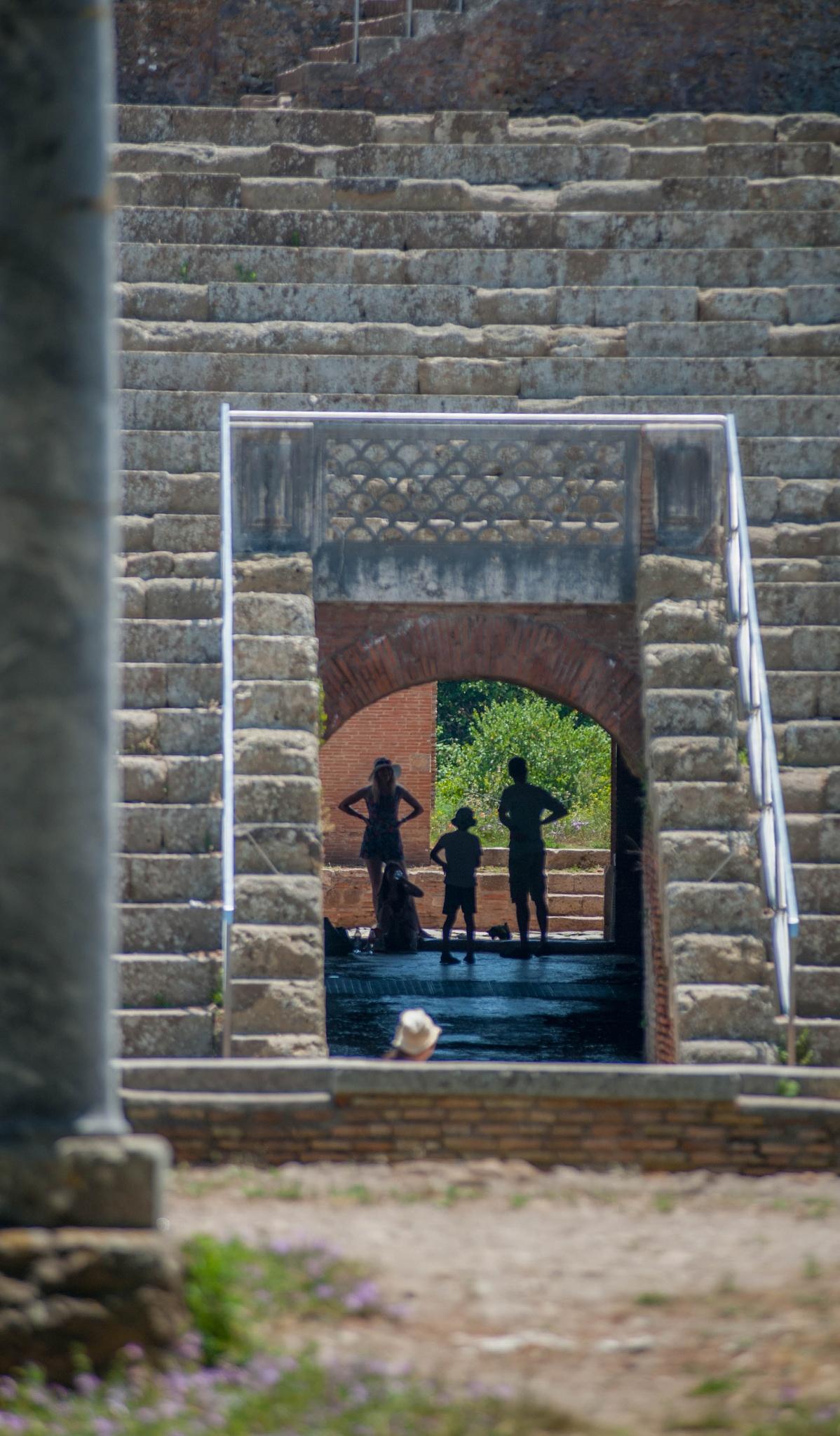 A Doorway to History - Ovi historiaan by Pauliina Kuikka