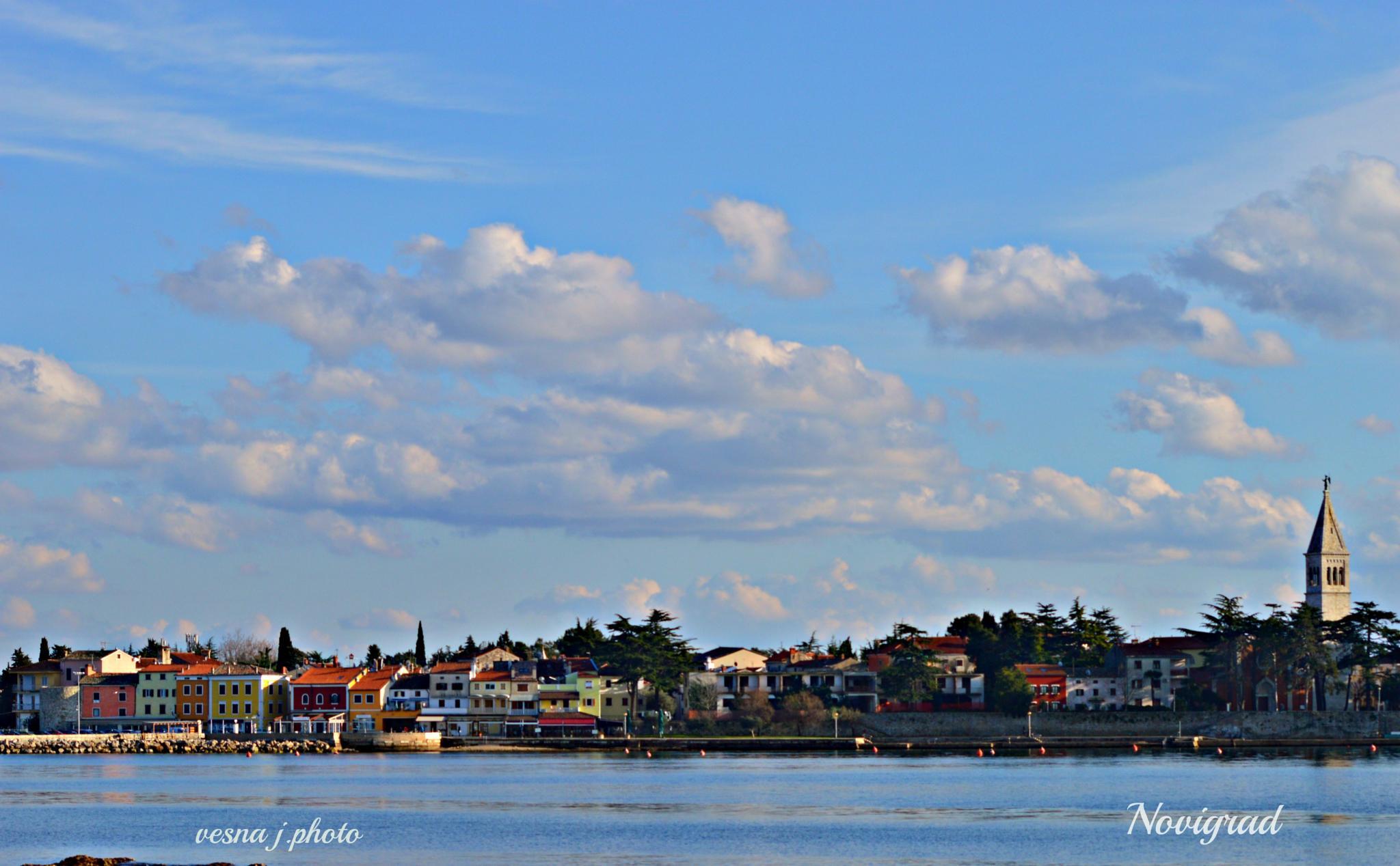 Day with sunshine by Vesna Jakus