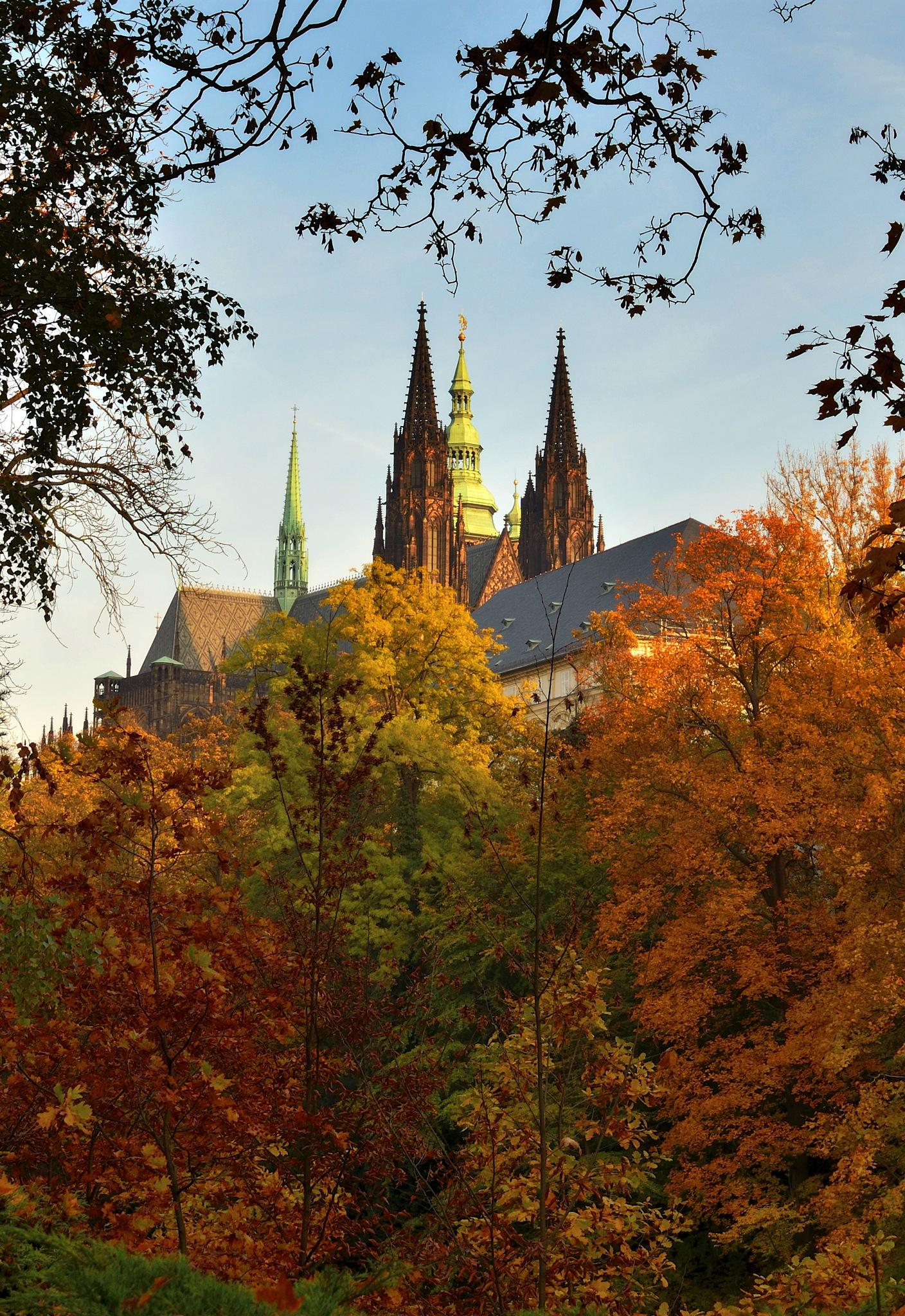 Autumn by Edwards