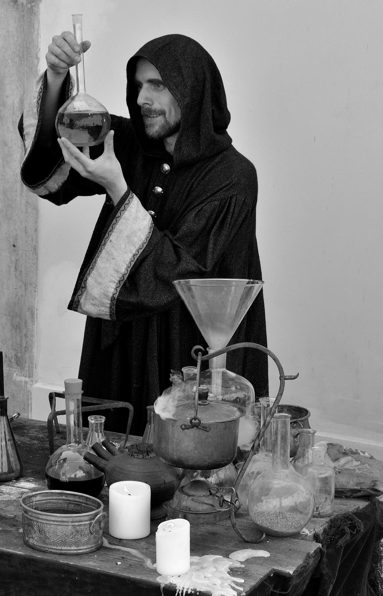 street alchemist by Edwards