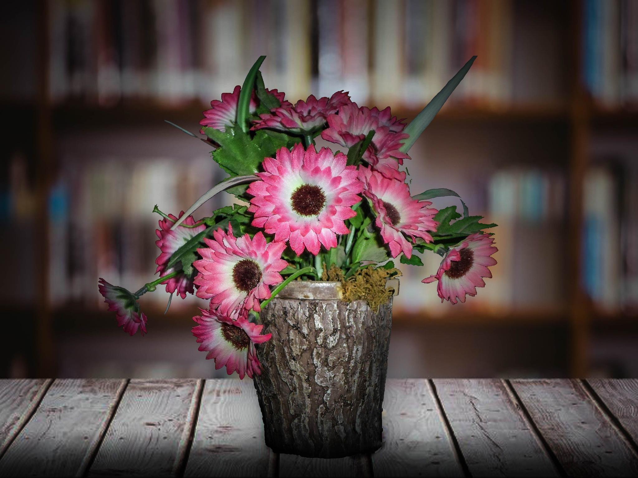 Flowers by Anas Jadoor