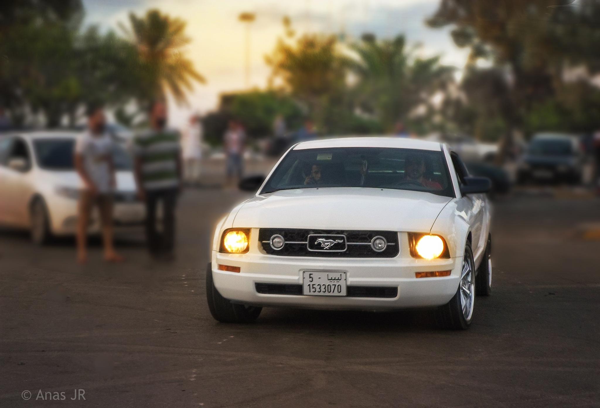 Fourd Mustang  by Anas Jadoor