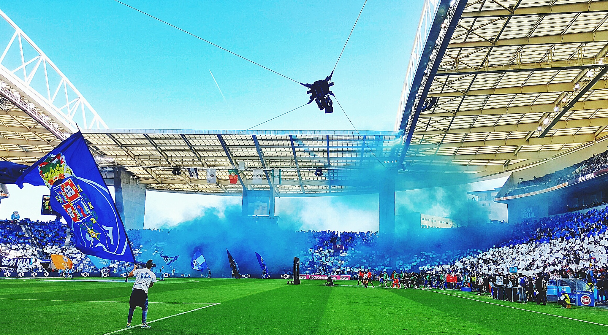 final match of the season by Sergio Ramos